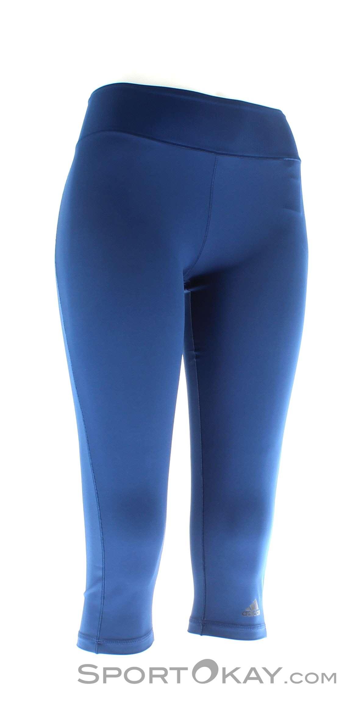 pantaloni adidas fitness donna tight
