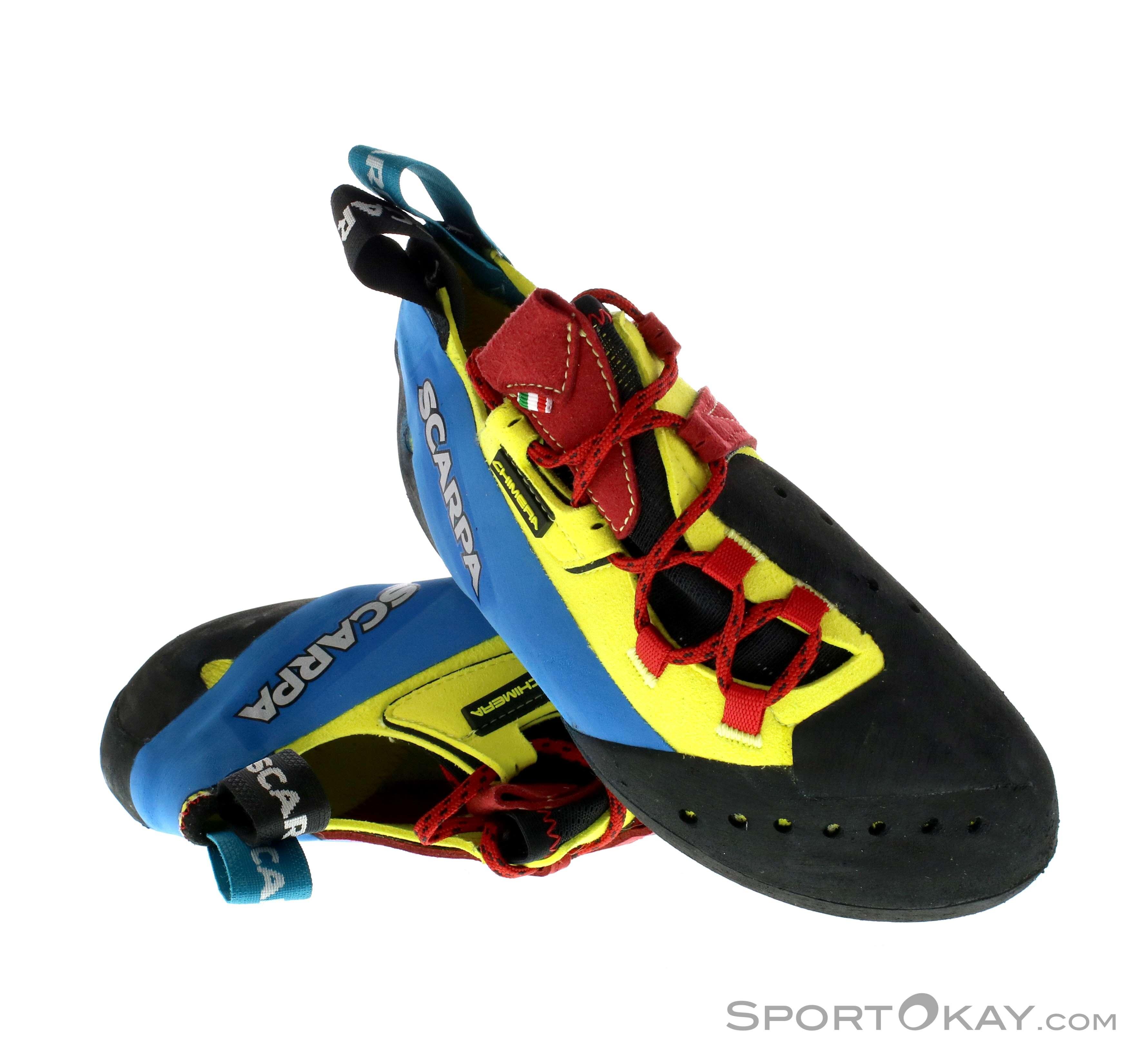 Scarpa Chimera Mens Climbing Shoes