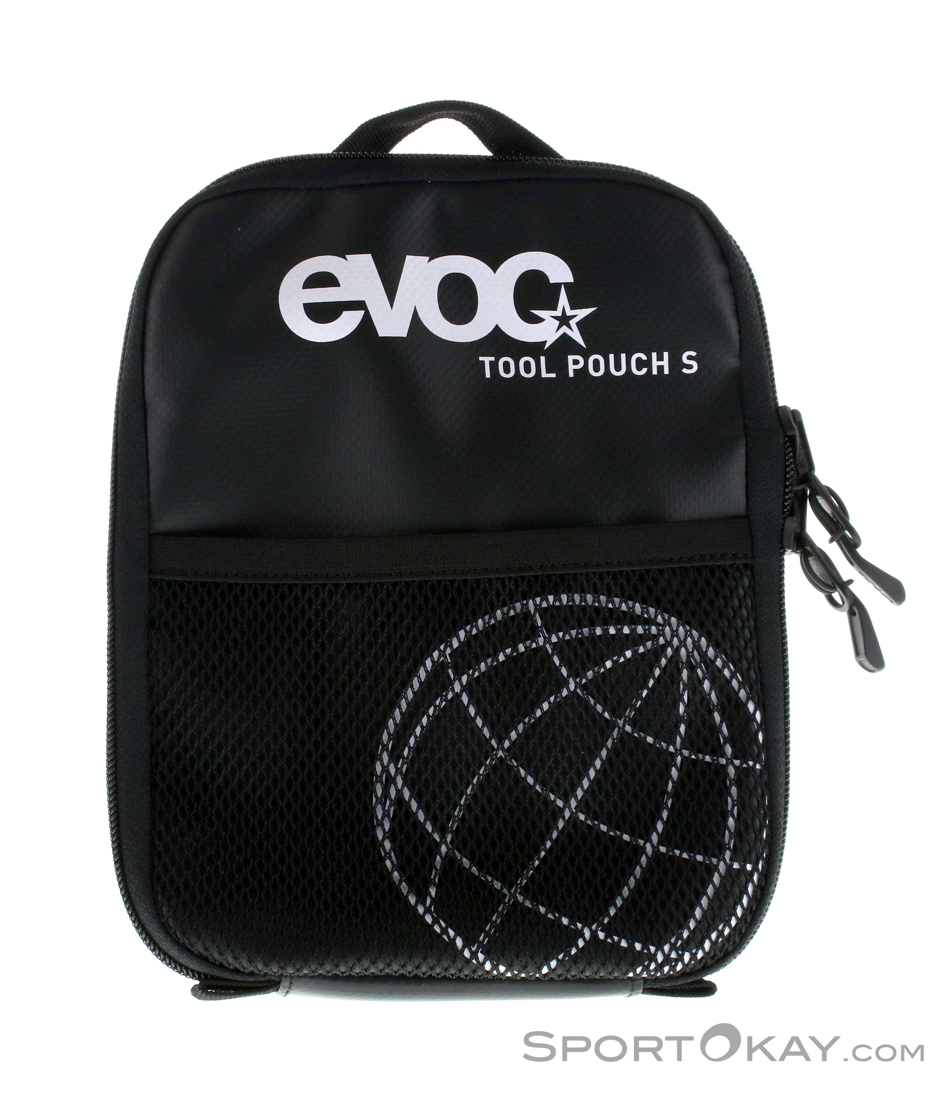 Evoc Tool Pouch Bikezubehör Tasche, Evoc, Schwarz, , Unisex, 0152-10159, 5637535633, 4250450713203, N1-01.jpg