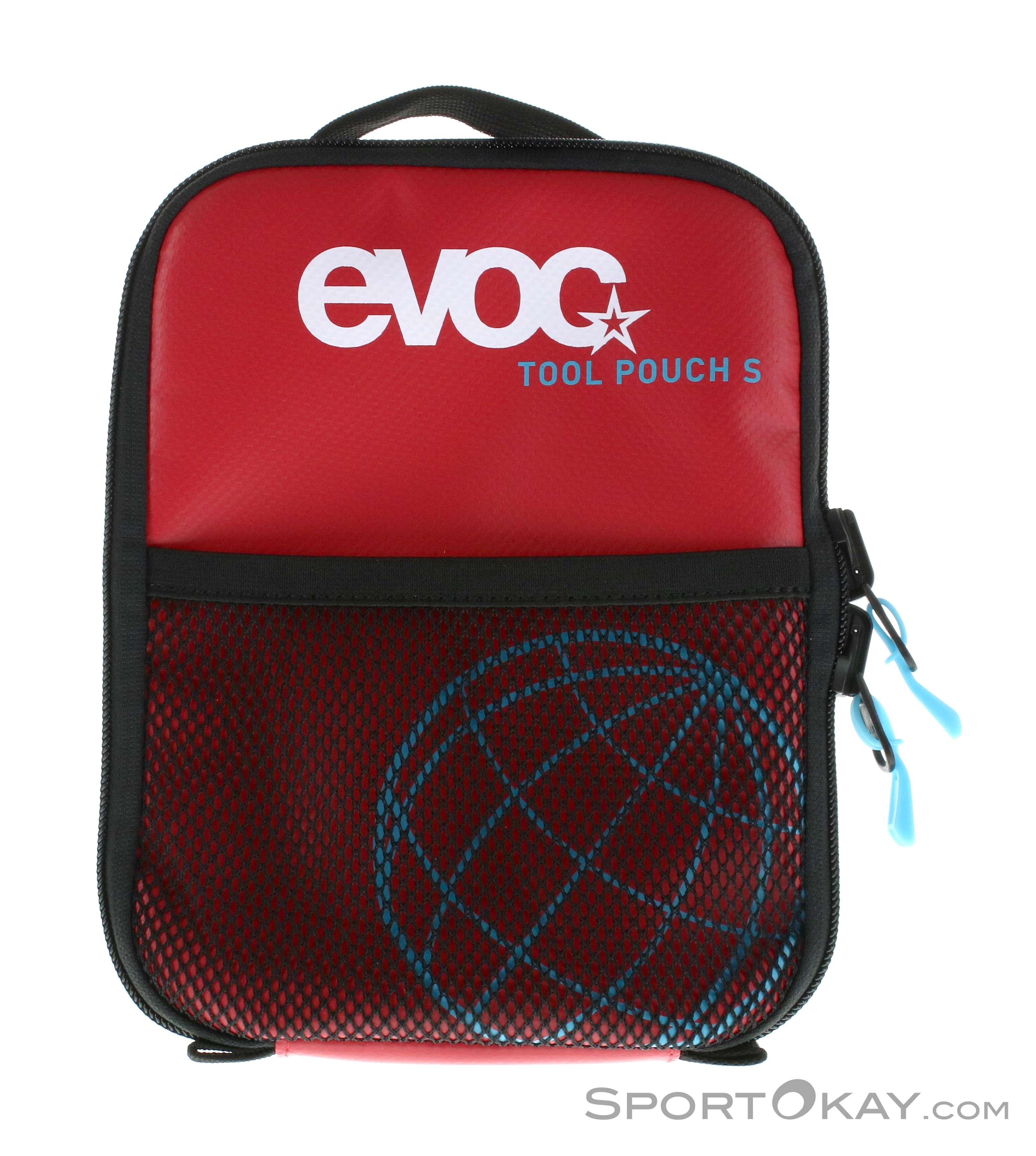 Evoc Tool Pouch Bikezubehör Tasche, Evoc, Rot, , Unisex, 0152-10159, 5637535634, 4250450713210, N1-01.jpg