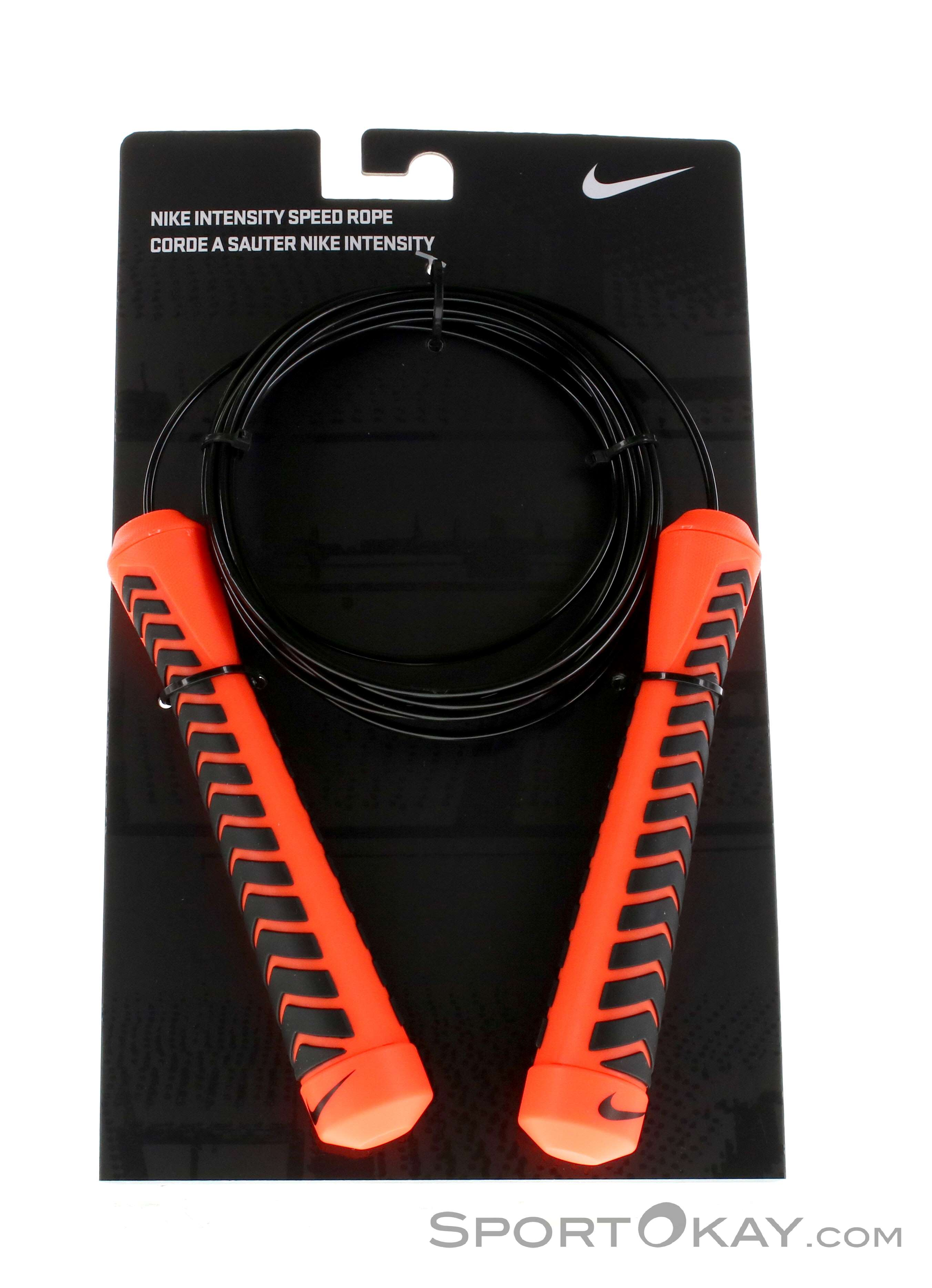 Nike Intensity Speed Rope Skipping Rope - Skipping Roles - Fitness ...