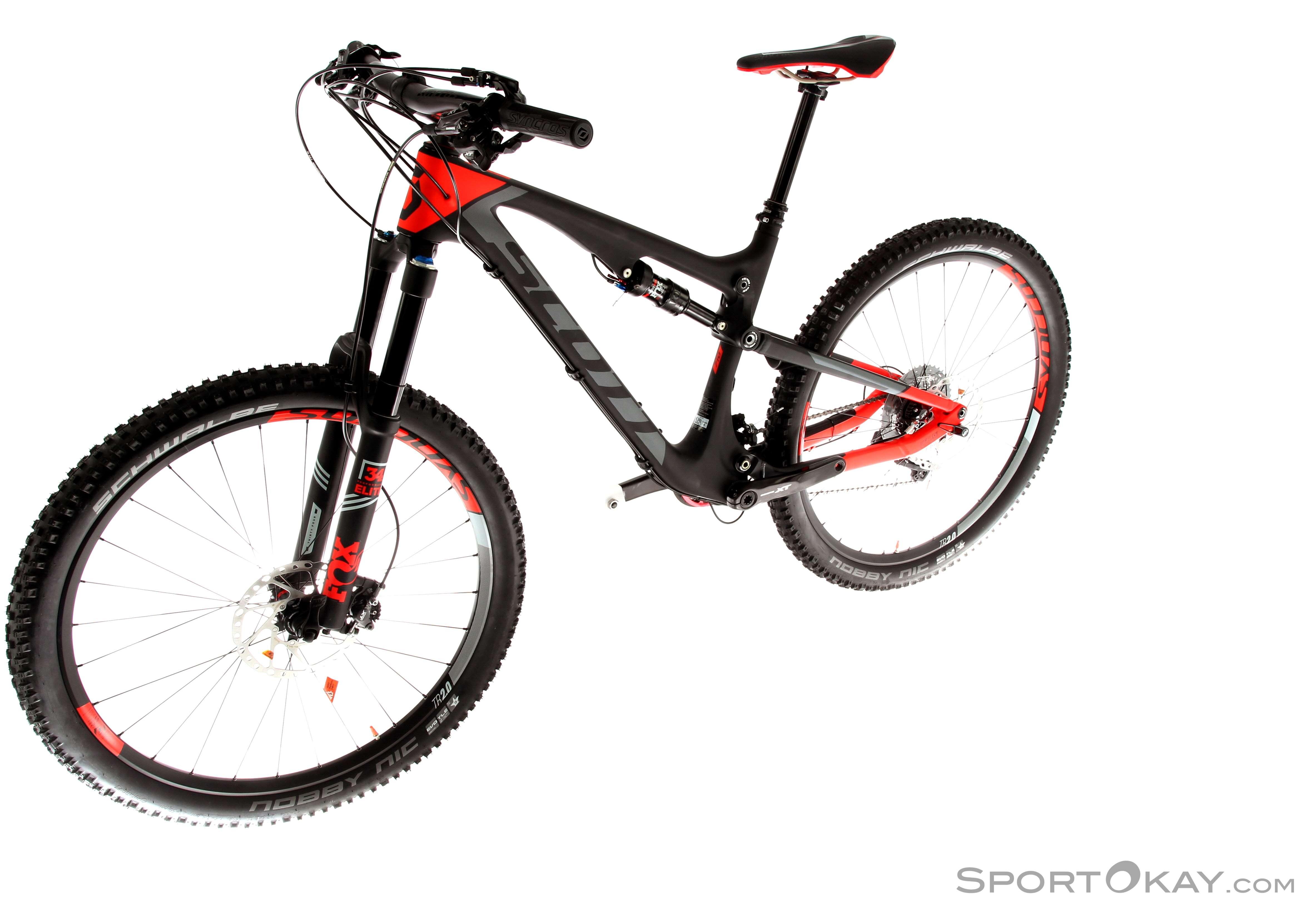 scott genius 710 2017 all mountainbike all mountain. Black Bedroom Furniture Sets. Home Design Ideas