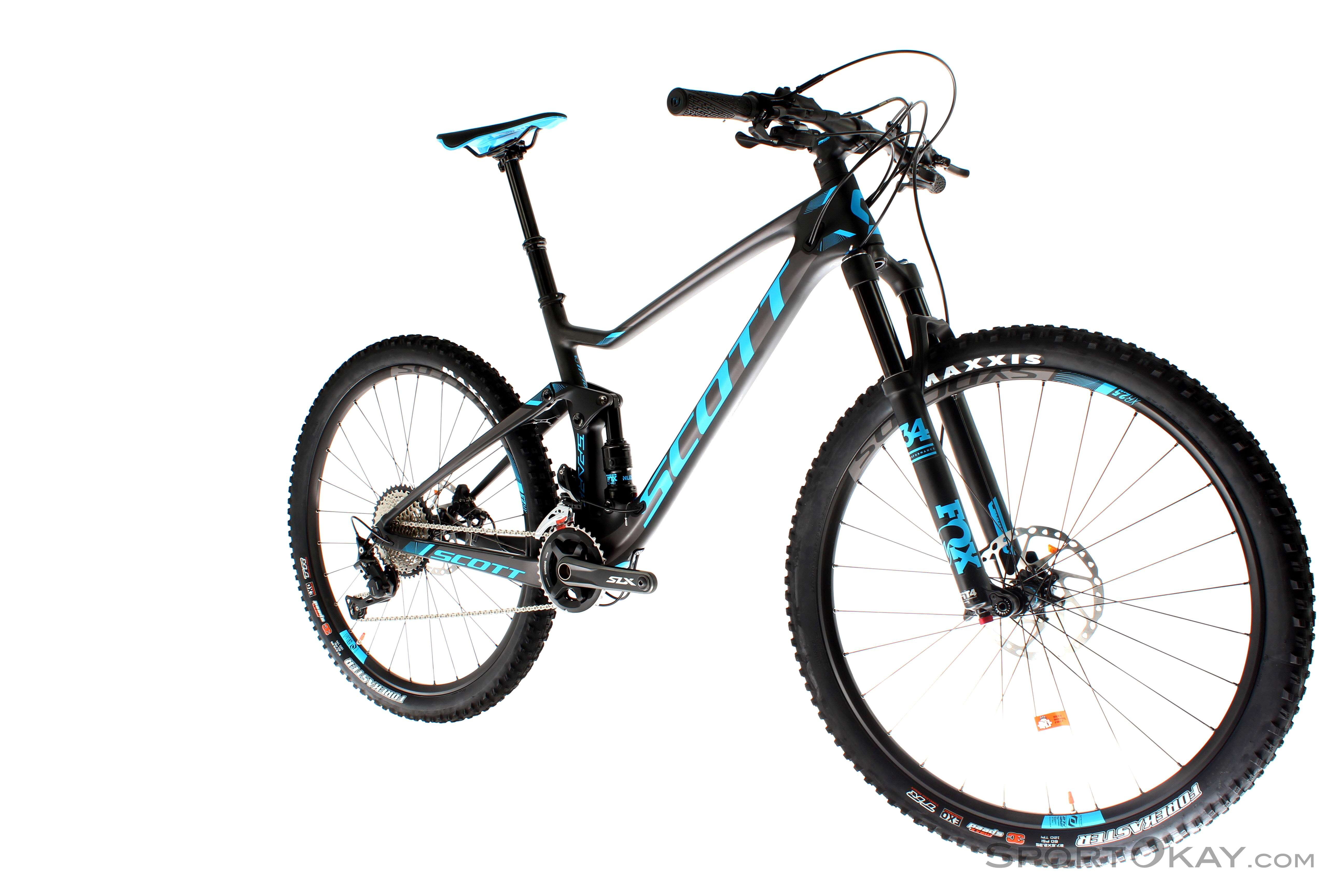 Scott Contessa Spark 710 2017 Womens Trail Bike - Cross Country ...