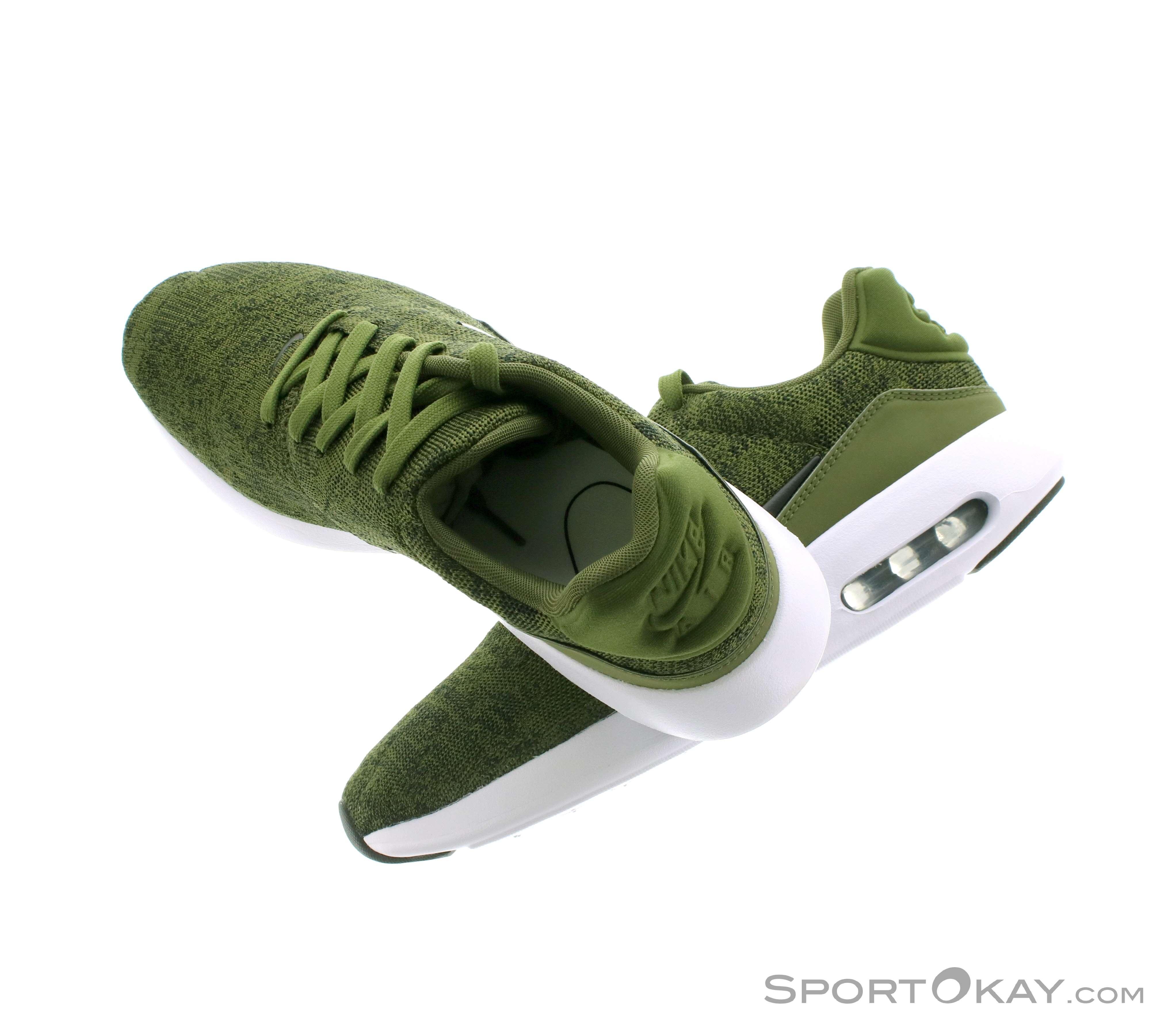 Nike Nike Air Max Modern Flyknit Mens Running Shoes