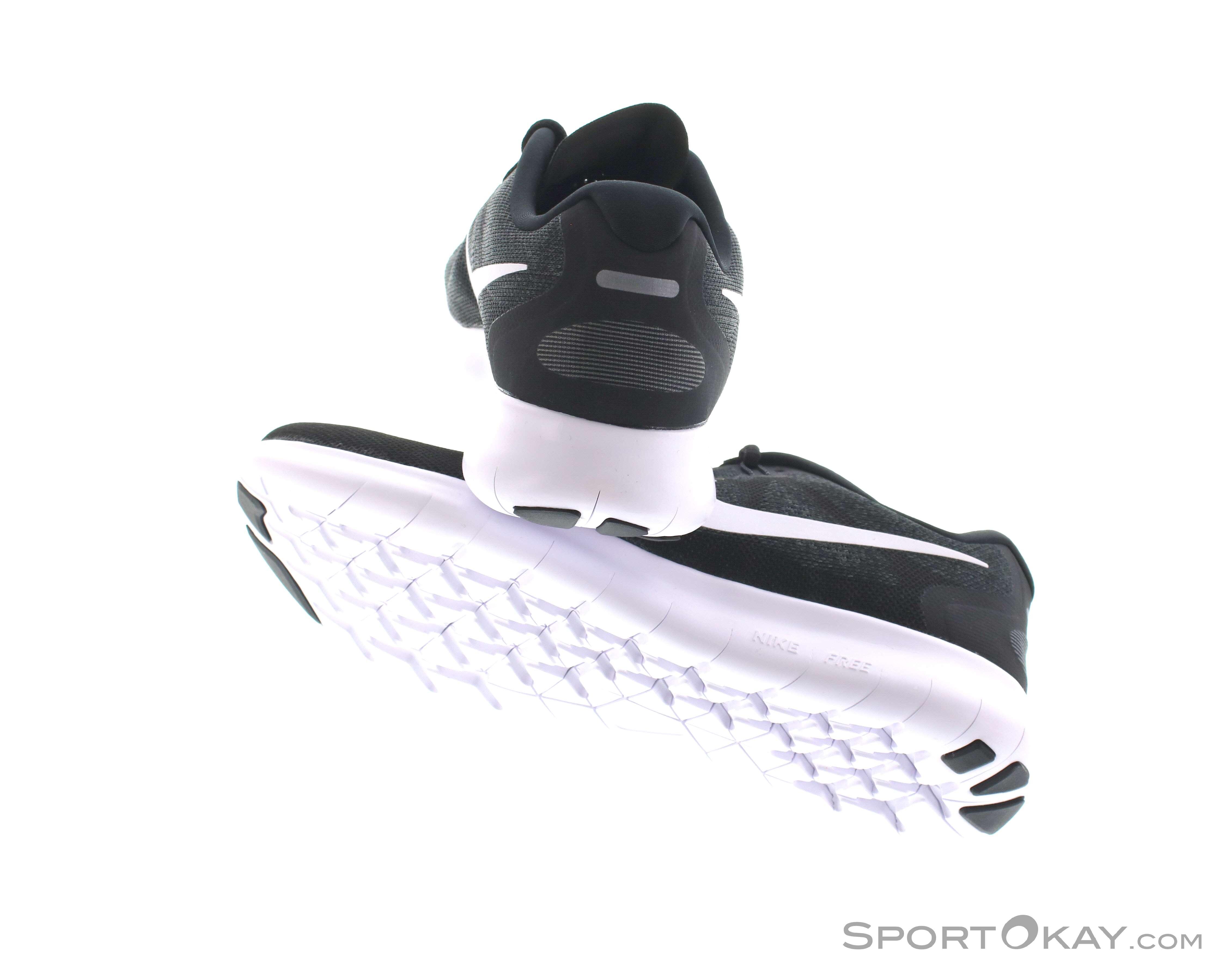 official photos bd39d 1e4e1 Nike Free RN 2017 Uomo Scarpe da Trail Running , Nike, Nero, , Uomo