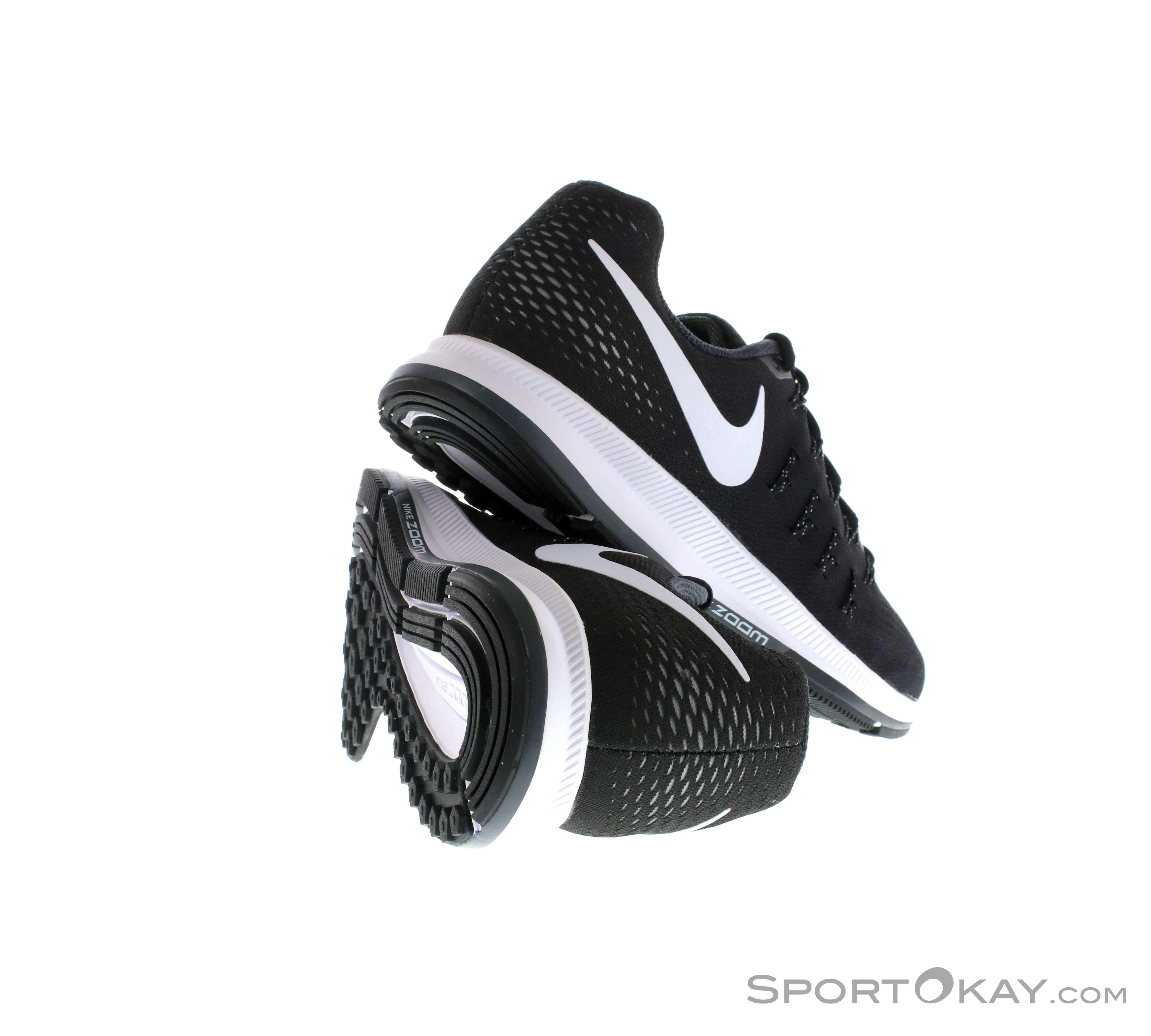 low priced 34c0e 4127d ... Nike Air Zoom Pegasus 33 Herren Laufschuhe, Nike, Schwarz, , Herren, ...