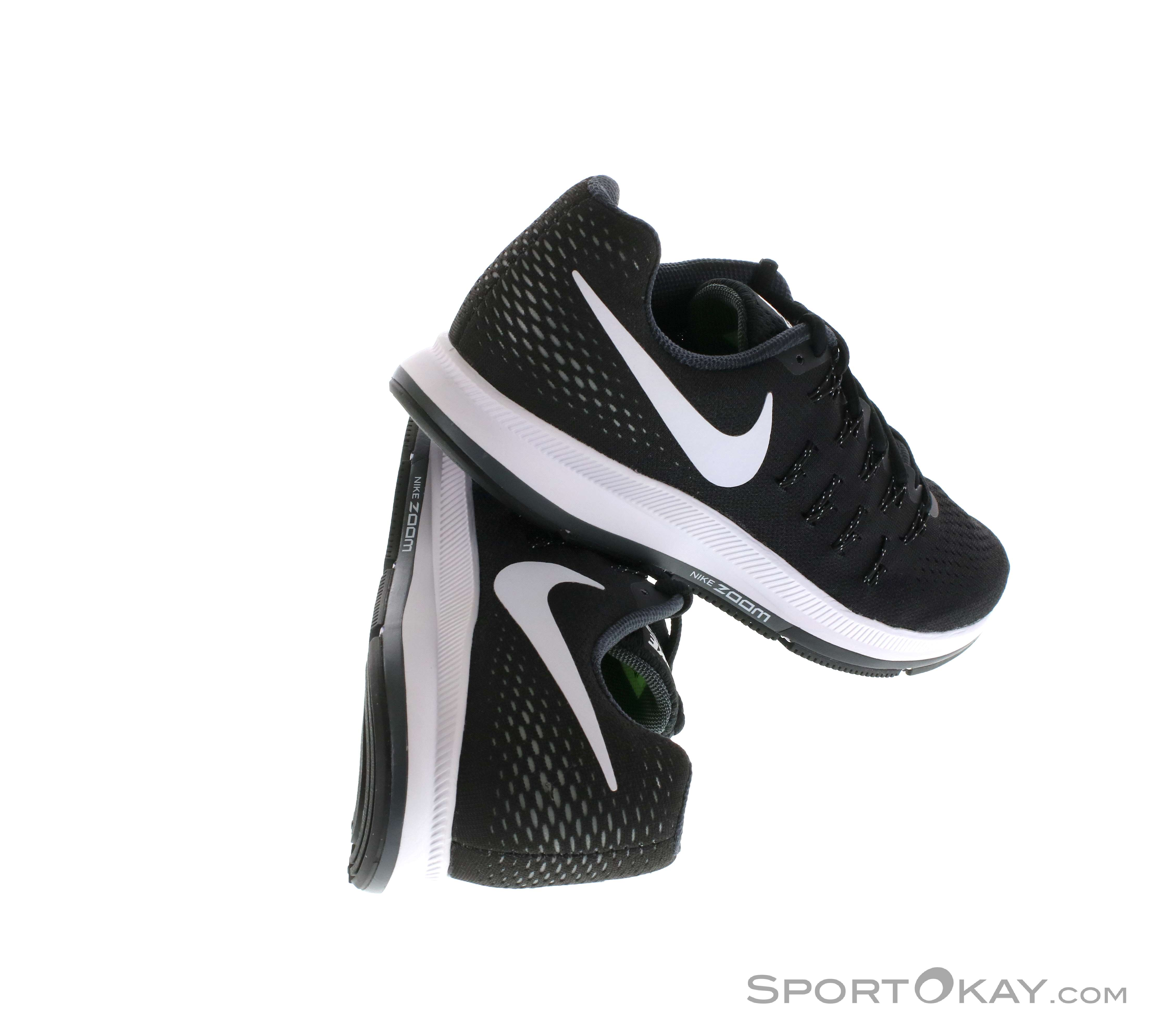 low priced 97b23 d79fb ... Nike Air Zoom Pegasus 33 Herren Laufschuhe, Nike, Schwarz, , Herren, ...