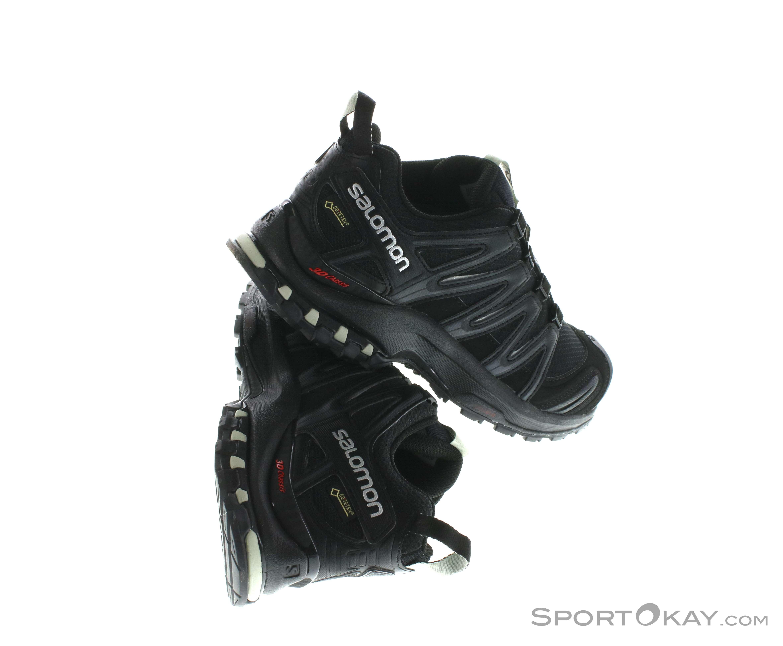 Salomon XA Pro 3D GTX Womens Trail Running Shoes Gore-Tex - Trail ... 65059876058