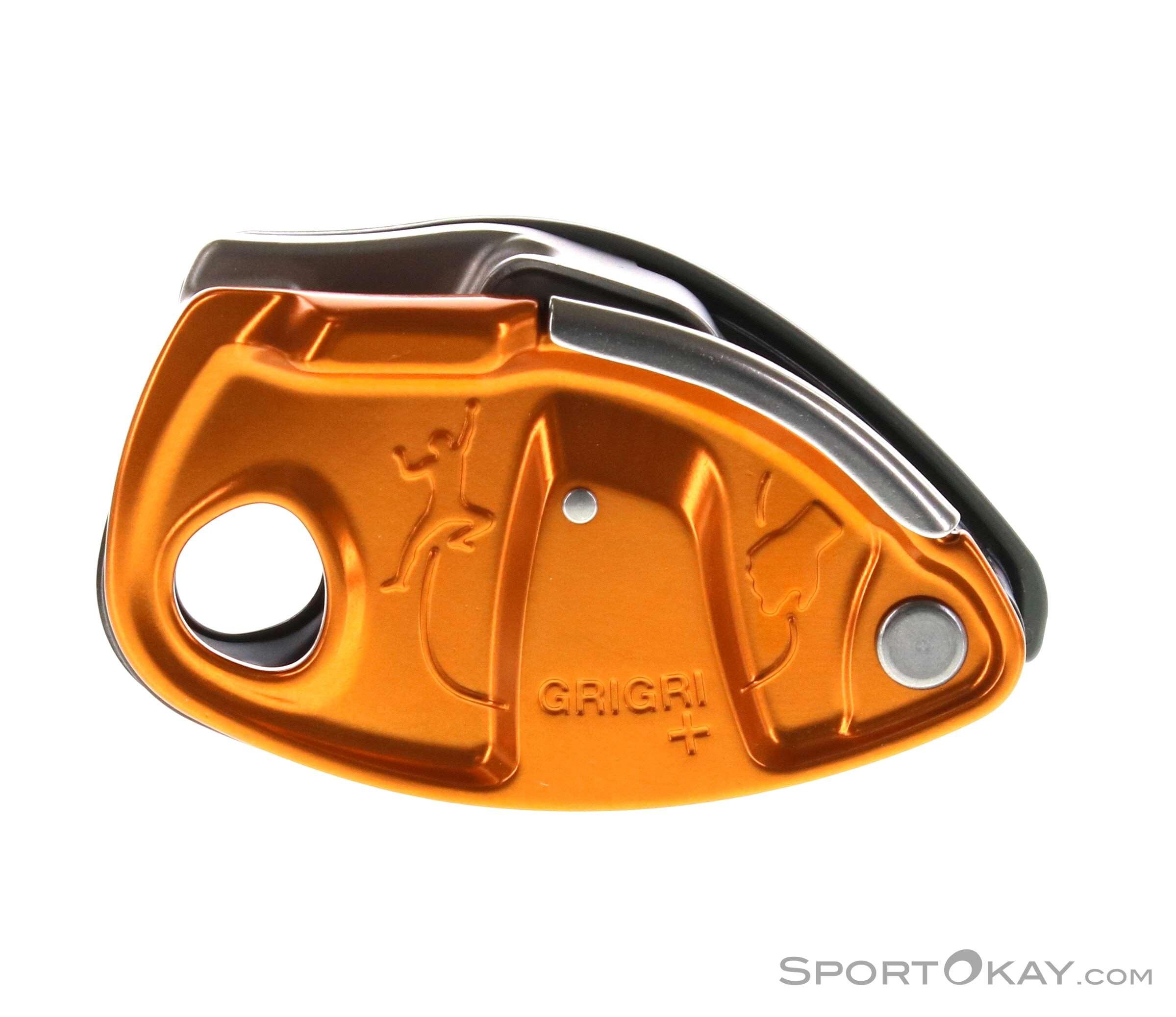 Petzl Grigri + Plus Sicherungsgerät, Petzl, Orange, , , 0074-10241, 5637544375, 3342540106543, N1-01.jpg