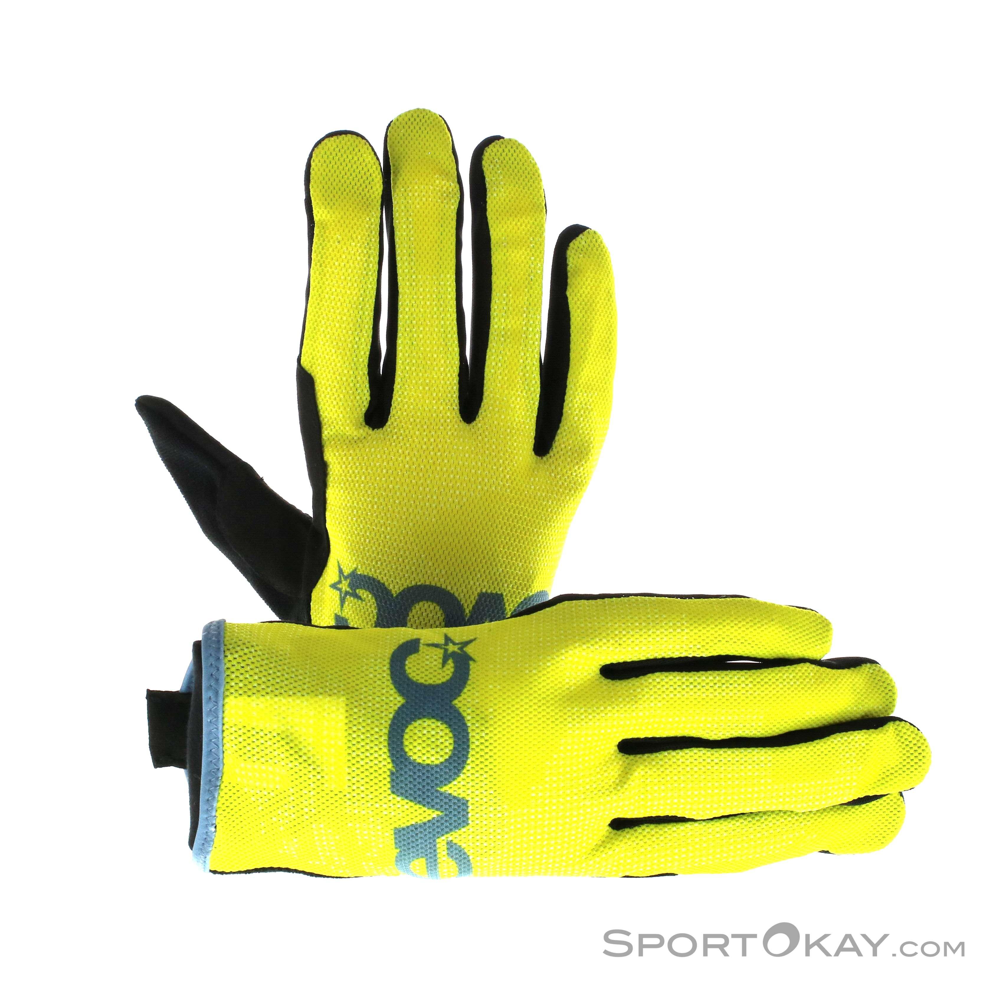 Evoc Lite Touch Gove Team Bikehandschuhe, Evoc, Gelb, , Herren, 0152-10183, 5637545855, 4250450713999, N1-01.jpg