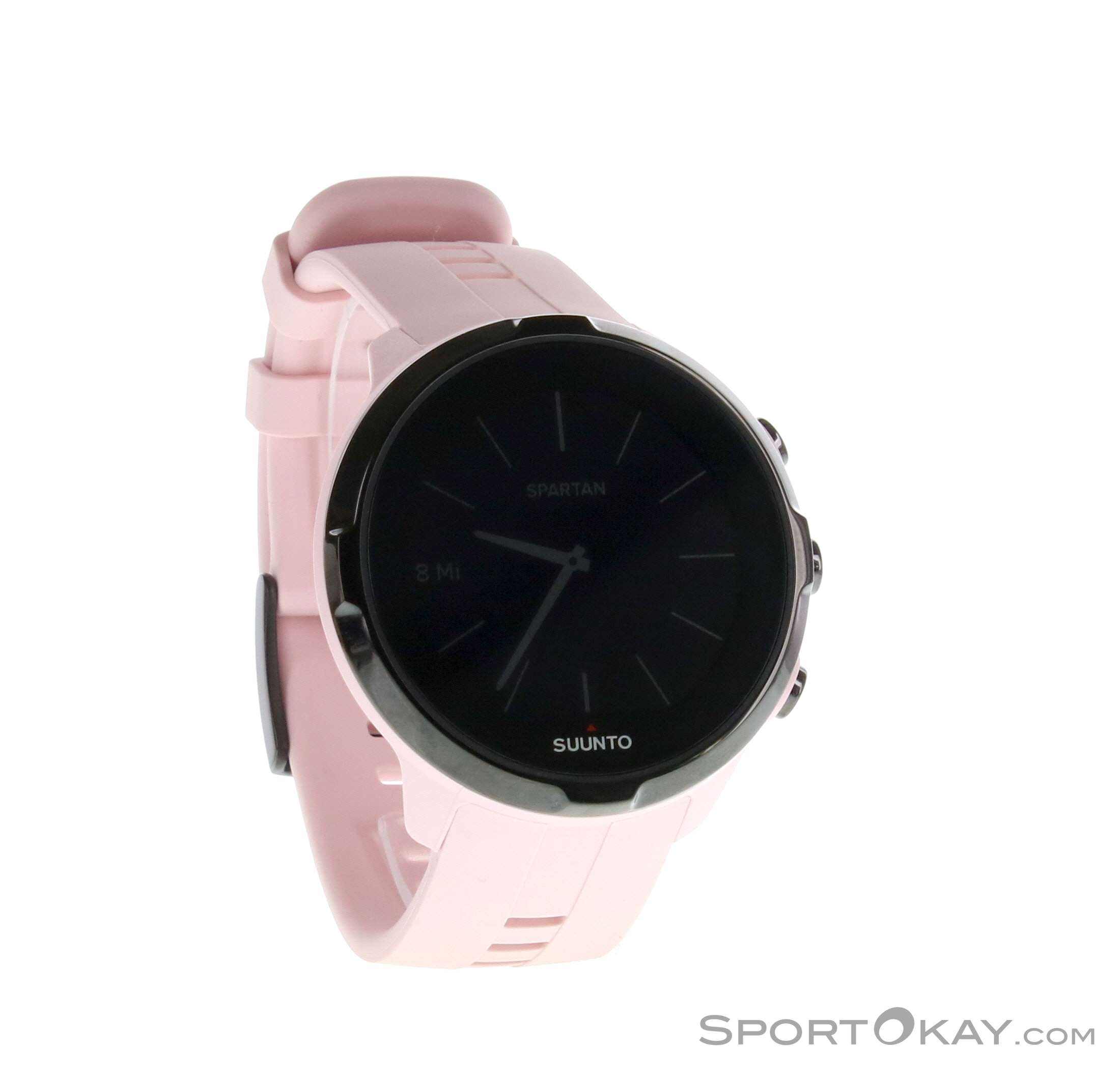 Suunto Spartan Sport Wrist Hr Gps Sports Watch Running Ambit3 Black For Outdoor Pink Male