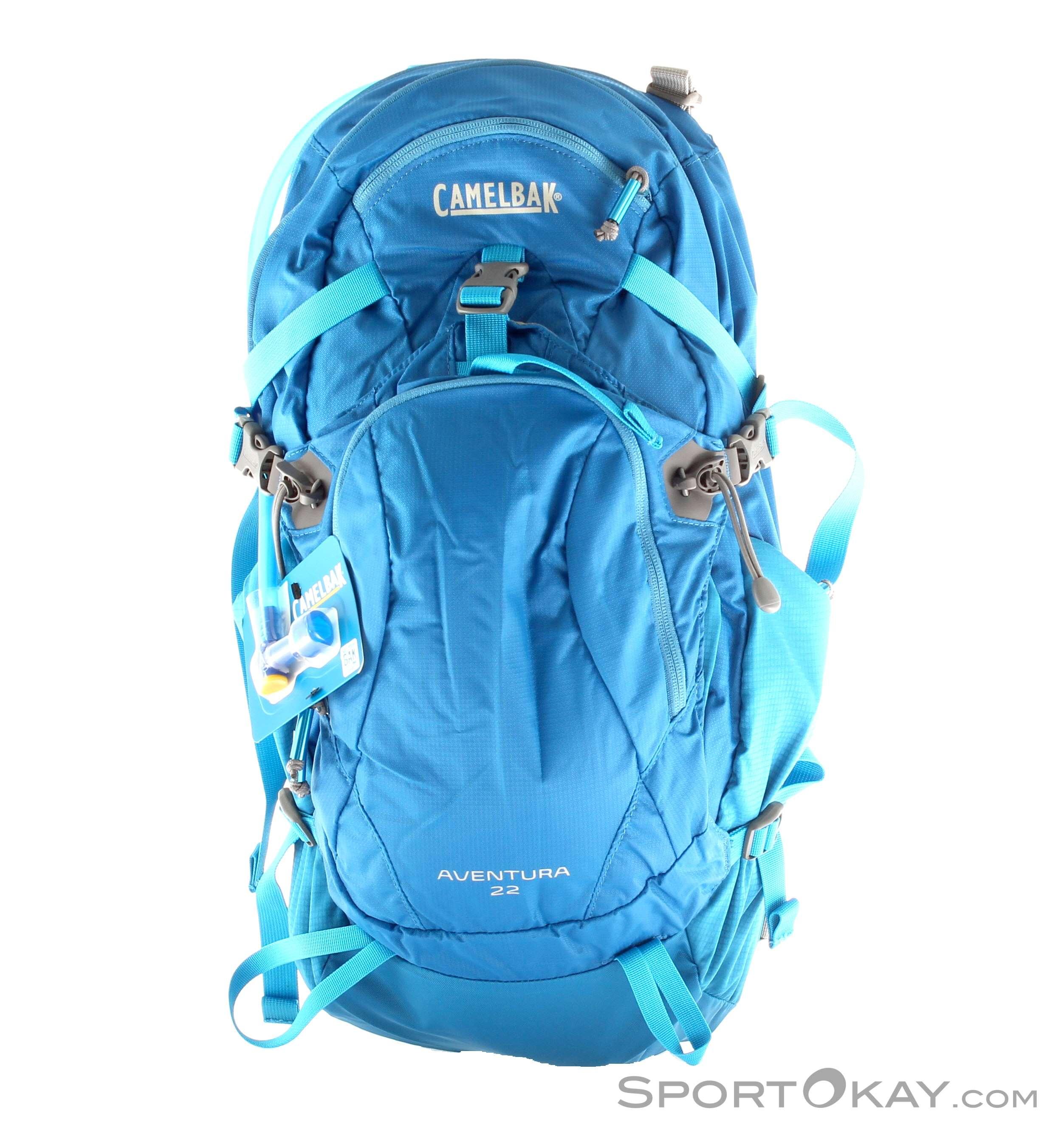 Camelbak Aventura 22+3l Damen Rucksack, Camelbak, Blau, , Damen, 0132-10131, 5637548279, 886798621692, N1-01.jpg