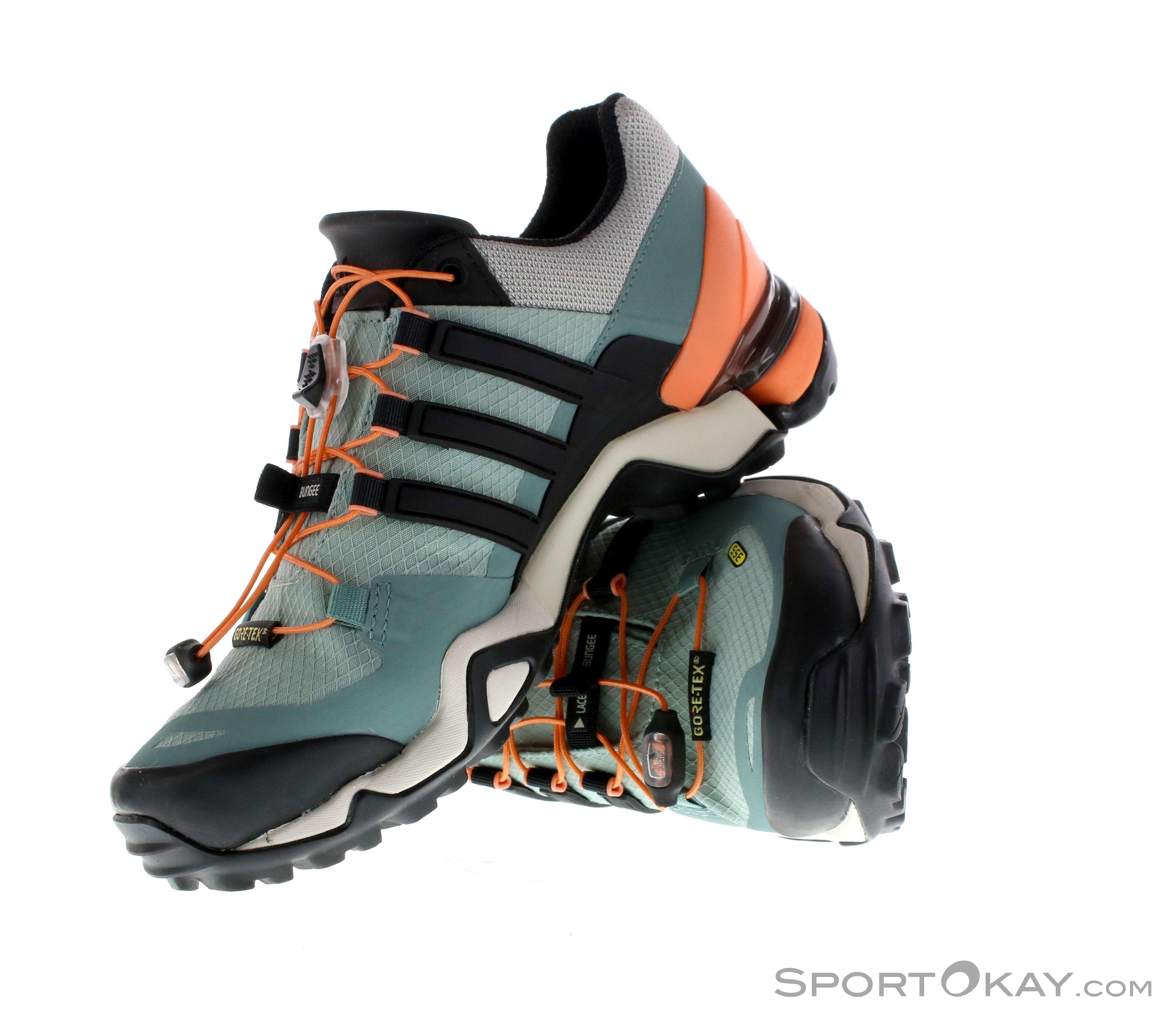 59cb7df2d adidas Terrex Fast R GTX Womens Outdoor Shoes Gore-Tex - Trekking ...