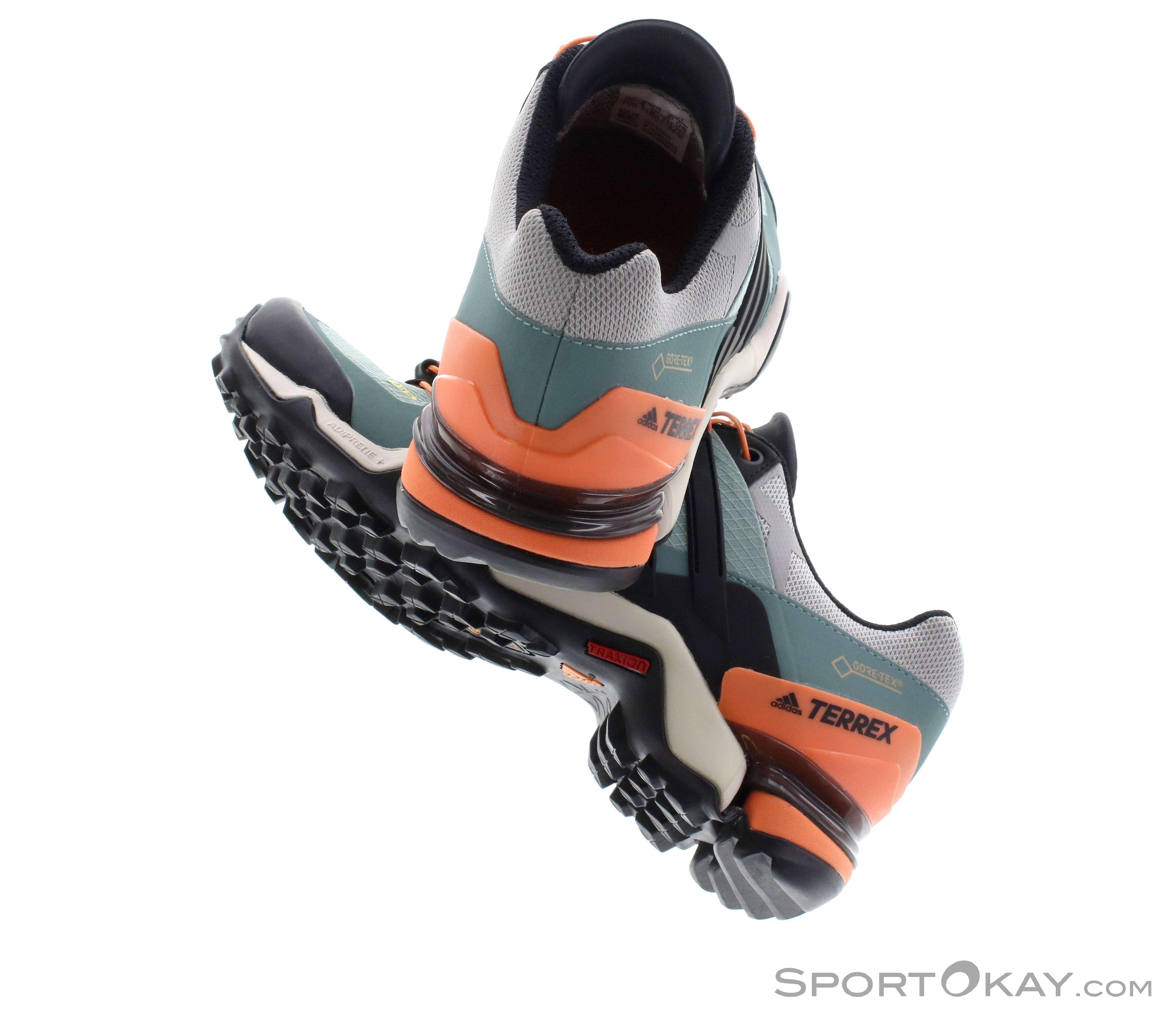 99283385b46be adidas Terrex Fast R GTX Womens Outdoor Shoes Gore-Tex - Trekking ...