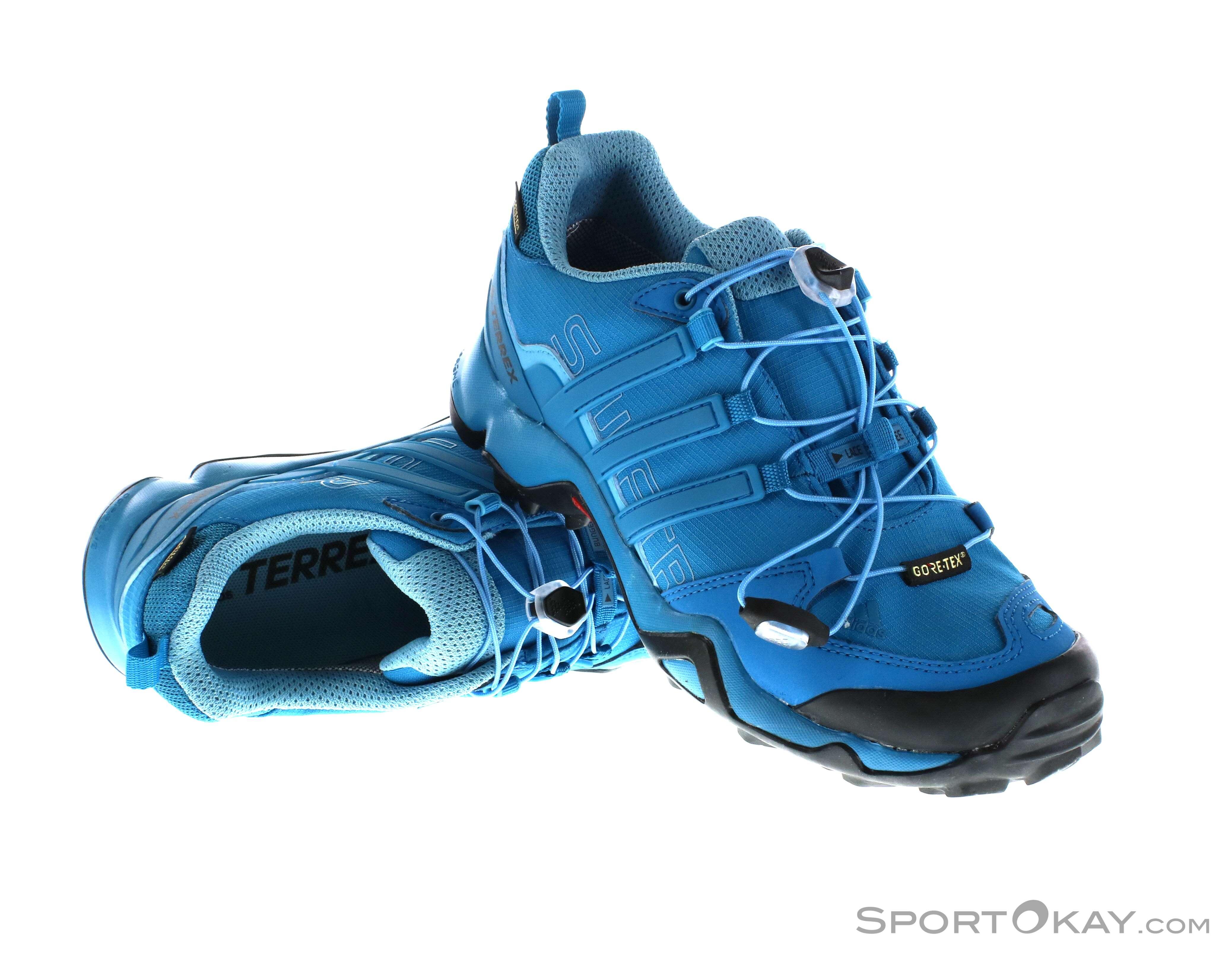 Adidas terrex swift r in gore - tex leukos