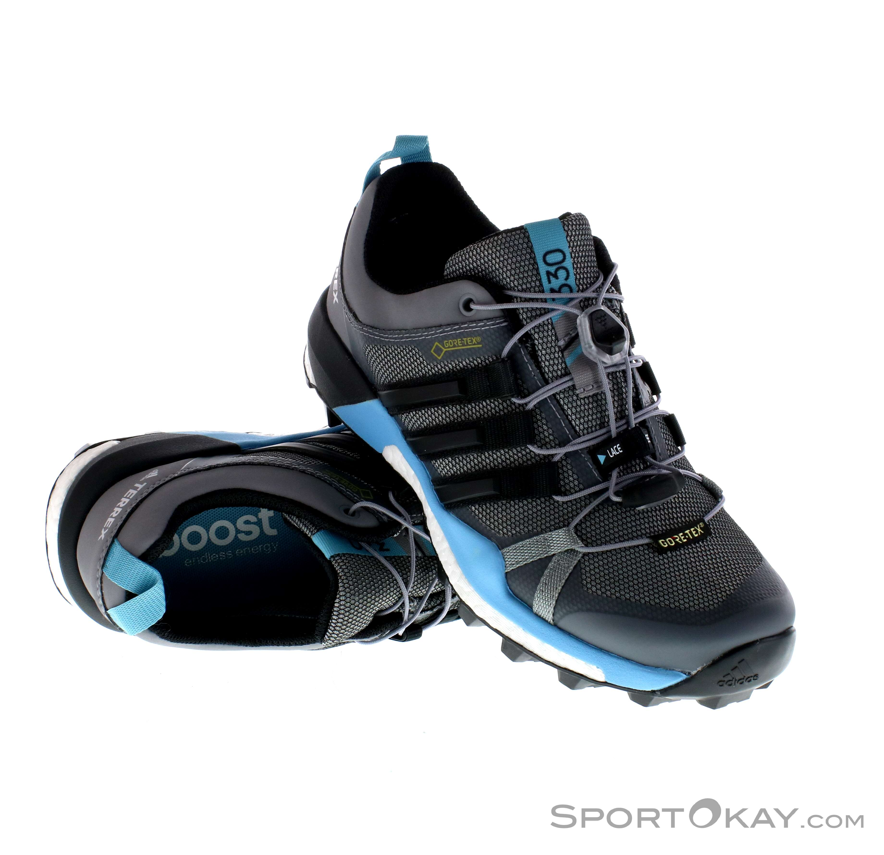 adidas Terrex Skychaser GTX Wms Trail Running Shoes Gore-Tex - Trail ... e406b7f244c