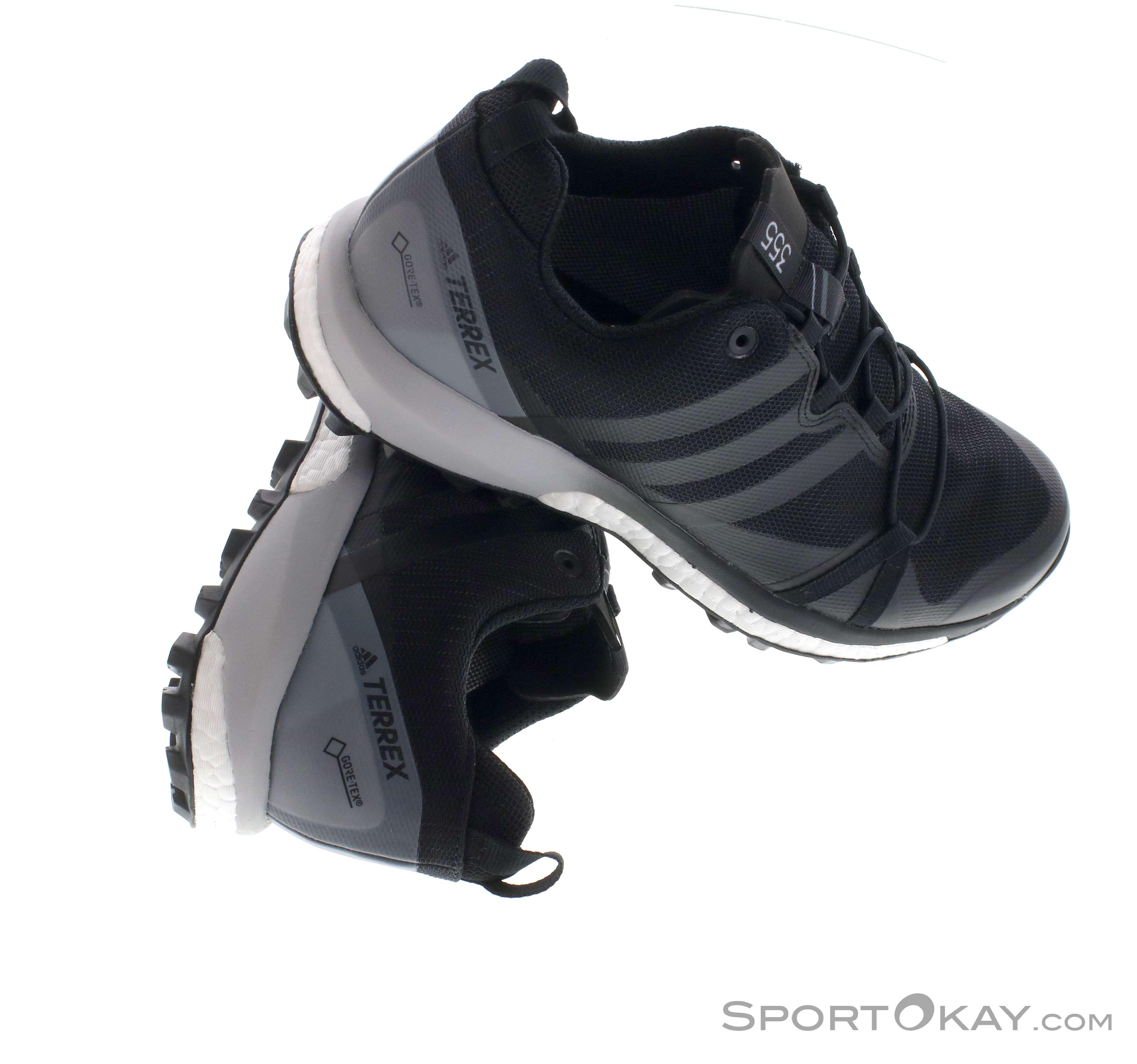 ad32ea80c adidas Terrex Agravic GTX Mens Trail Running Shoes Gore-Tex - Gore ...
