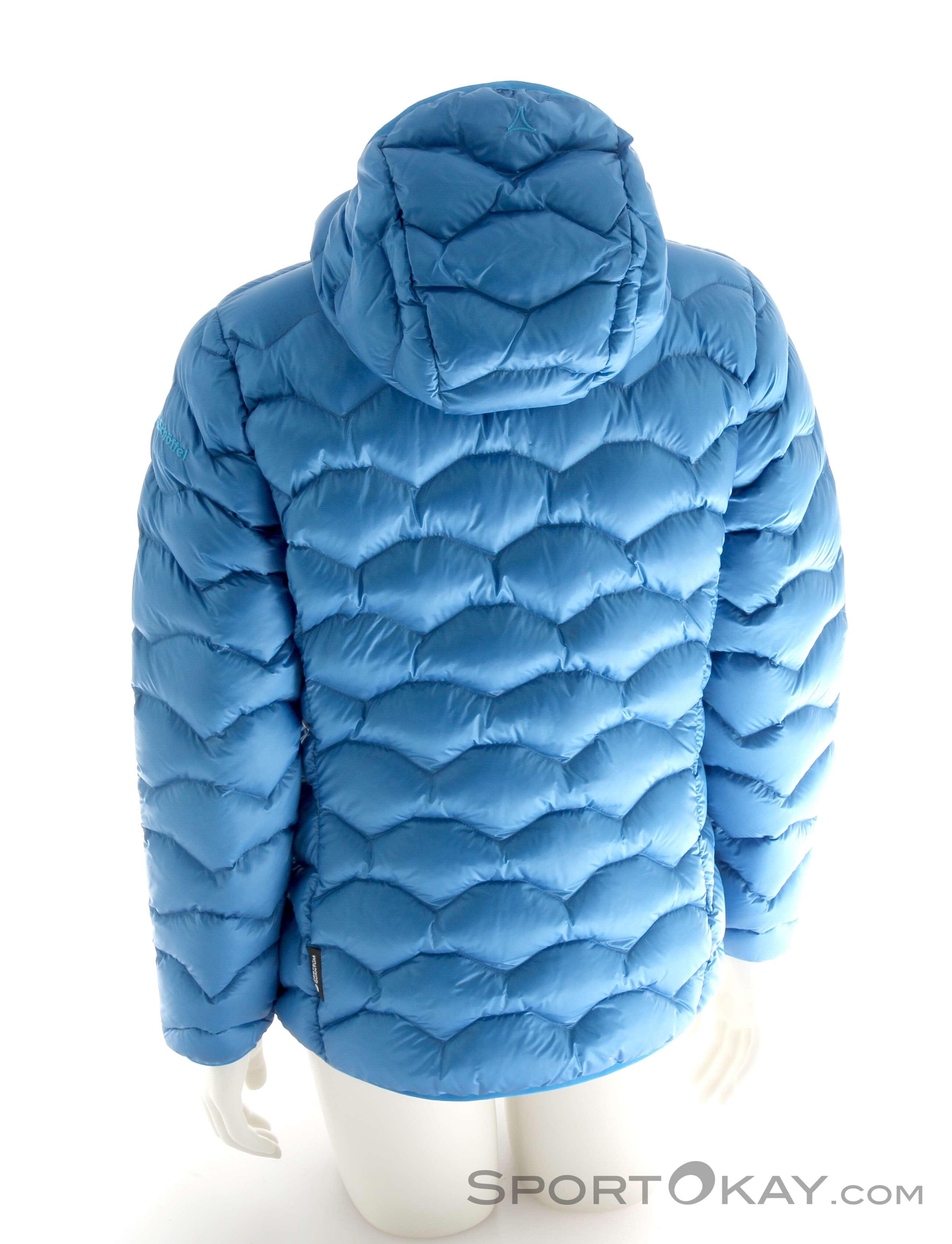 ausgewähltes Material Spielraum unglaubliche Preise Schöffel Schöffel Down Jacket Kashgar Damen Daunenjacke