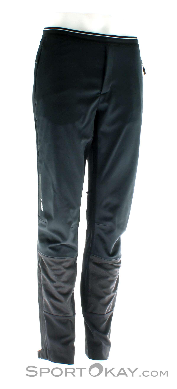 9bd0a516 adidas Terrex Skyrunning Solid Mens Ski Touring Pants , adidas, Black, ,  Male,