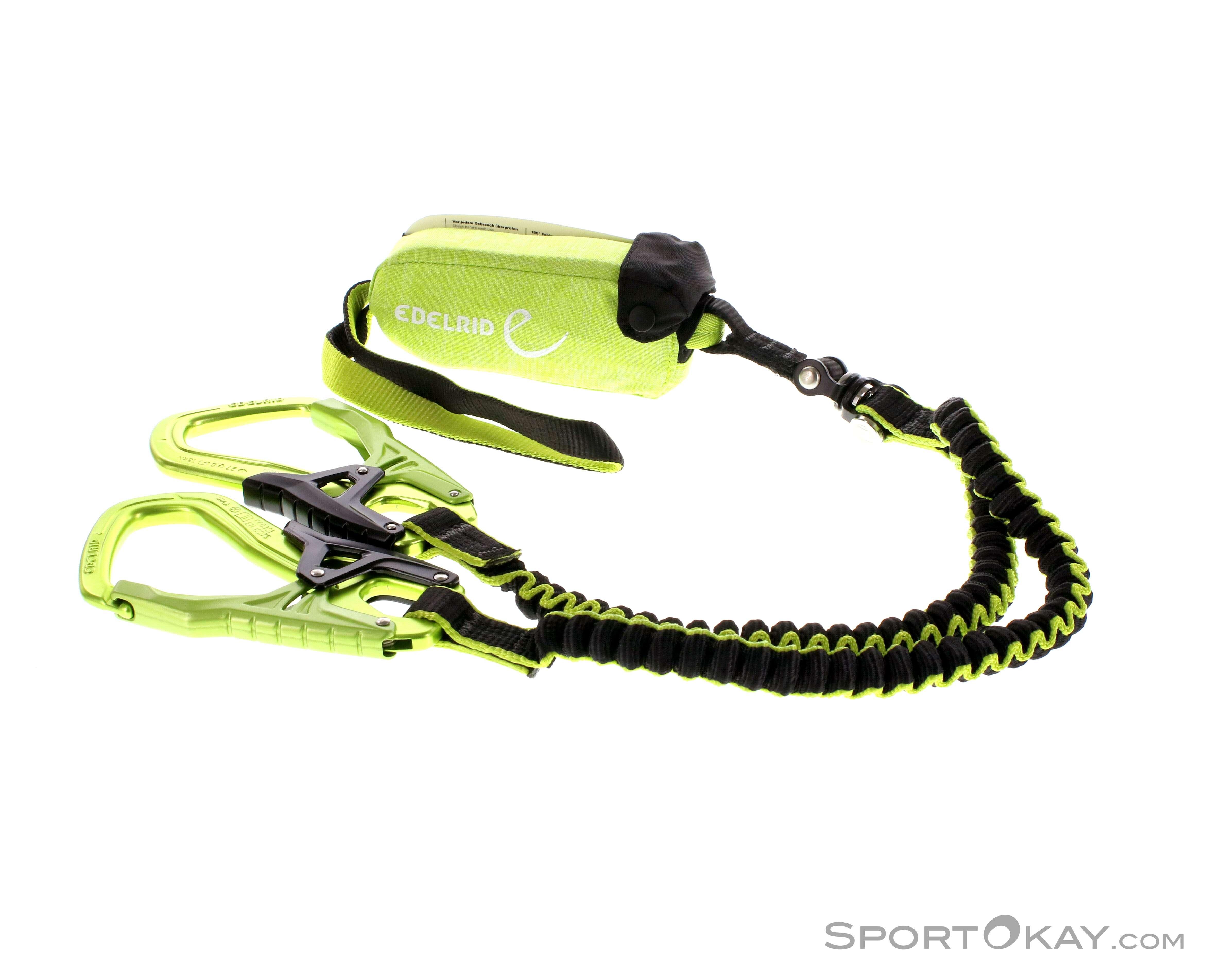 Edelrid Klettergurt Jay Test : Edelrid cable comfort klettersteigset