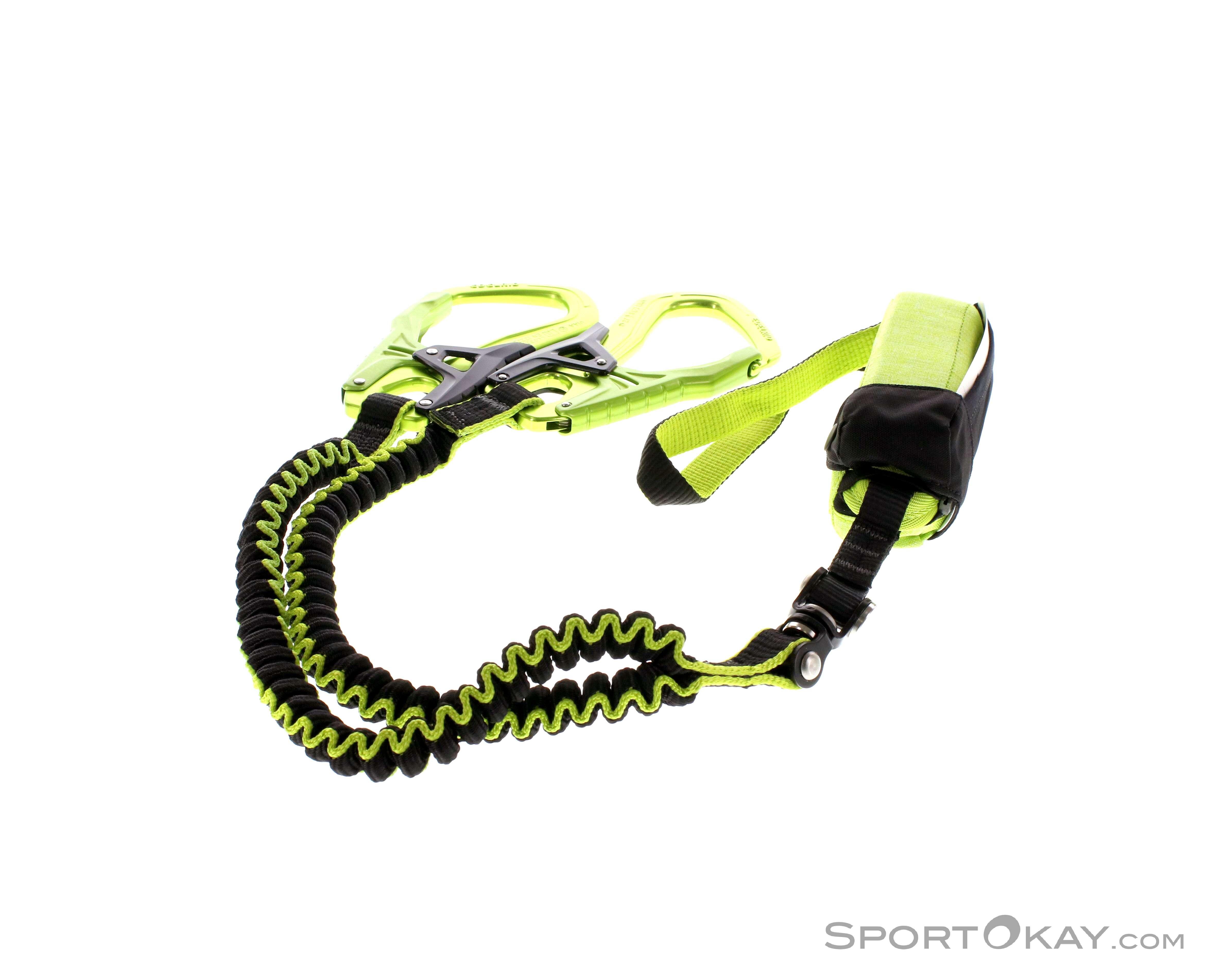 Klettersteigset Edelrid : Edelrid cable comfort klettersteigset