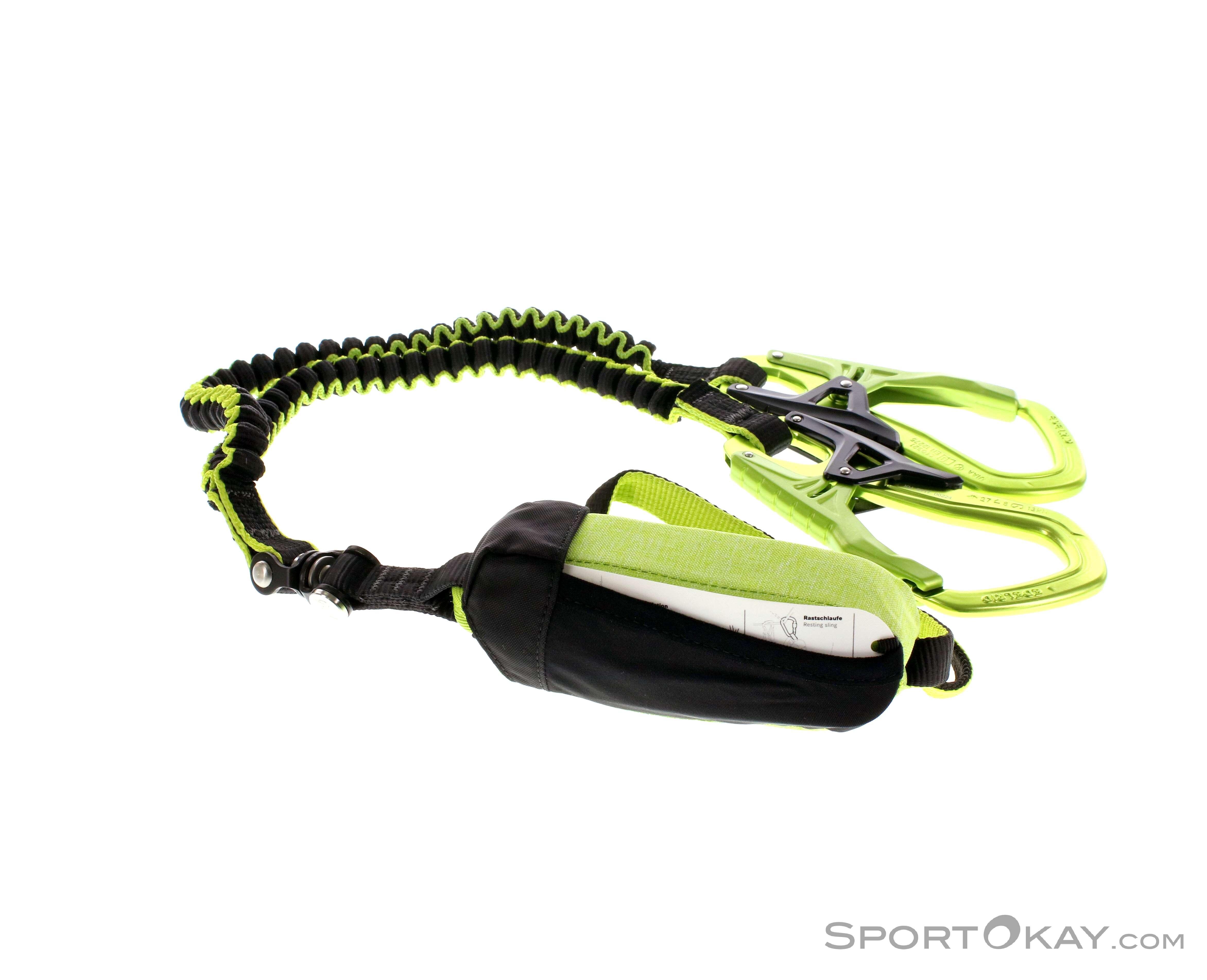 Edelrid Klettergurt Jay Ii : Edelrid cable comfort 5.0 klettersteigset