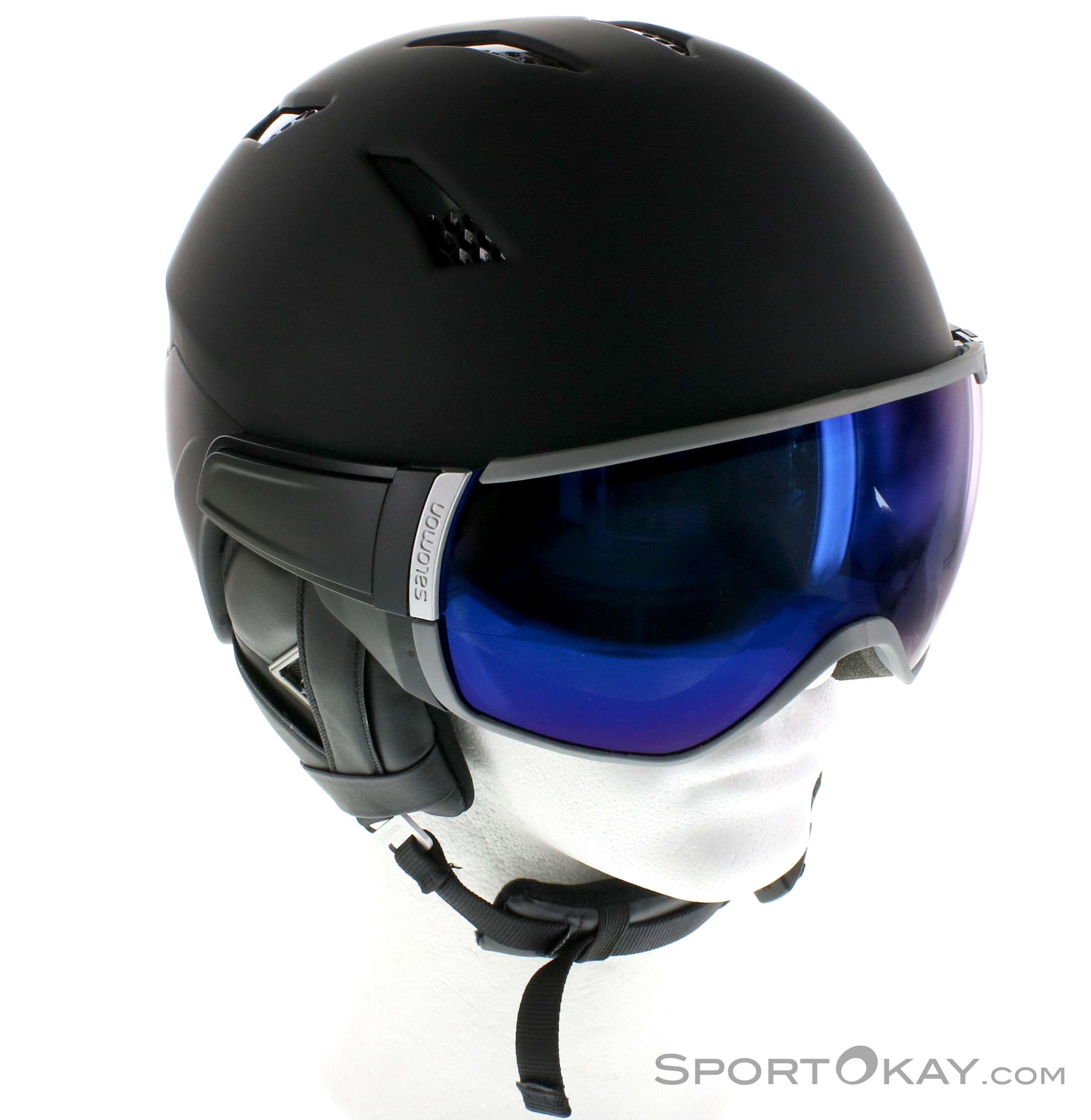 c277fb57bcb4 Salomon Driver Plus Ski Helmet - Ski Helmets - Ski Helmets ...