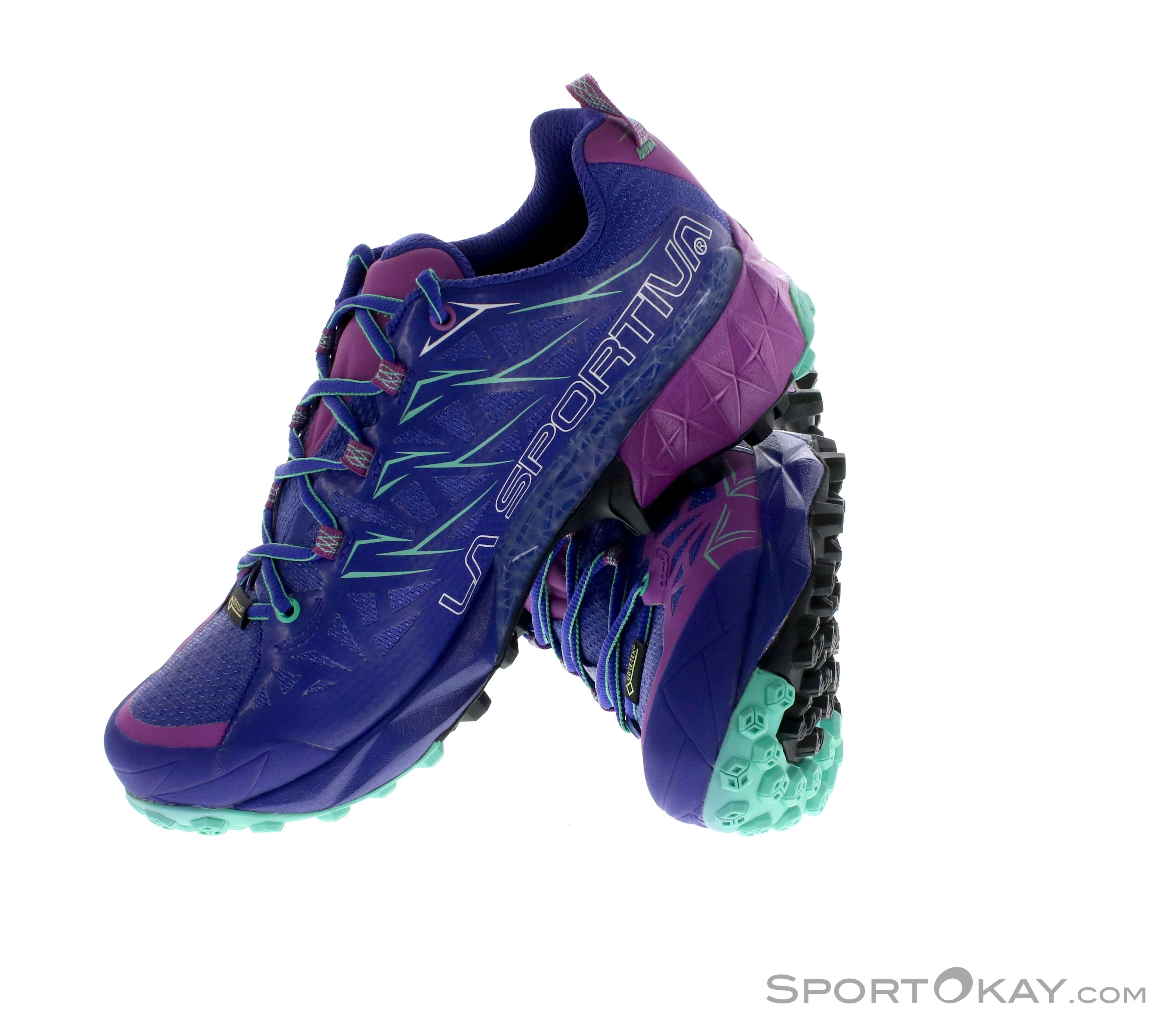 look for 163bf 4fecc La Sportiva La Sportiva Akyra GTX Damen Trailrunning Schuhe Gore-Tex