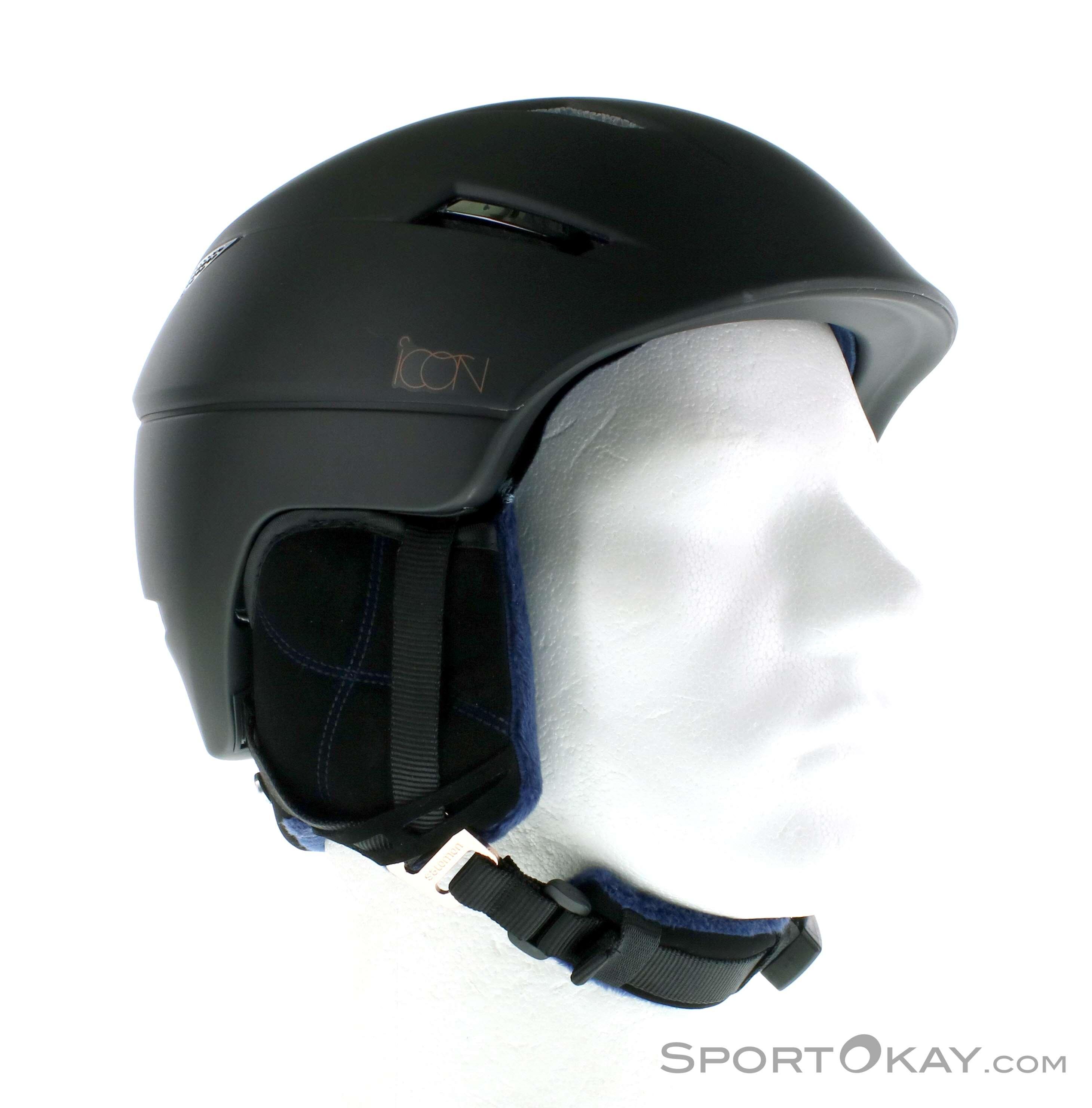 Skifahren Air Helmet Salomon Damen Helm Icon 4D C Skihelme