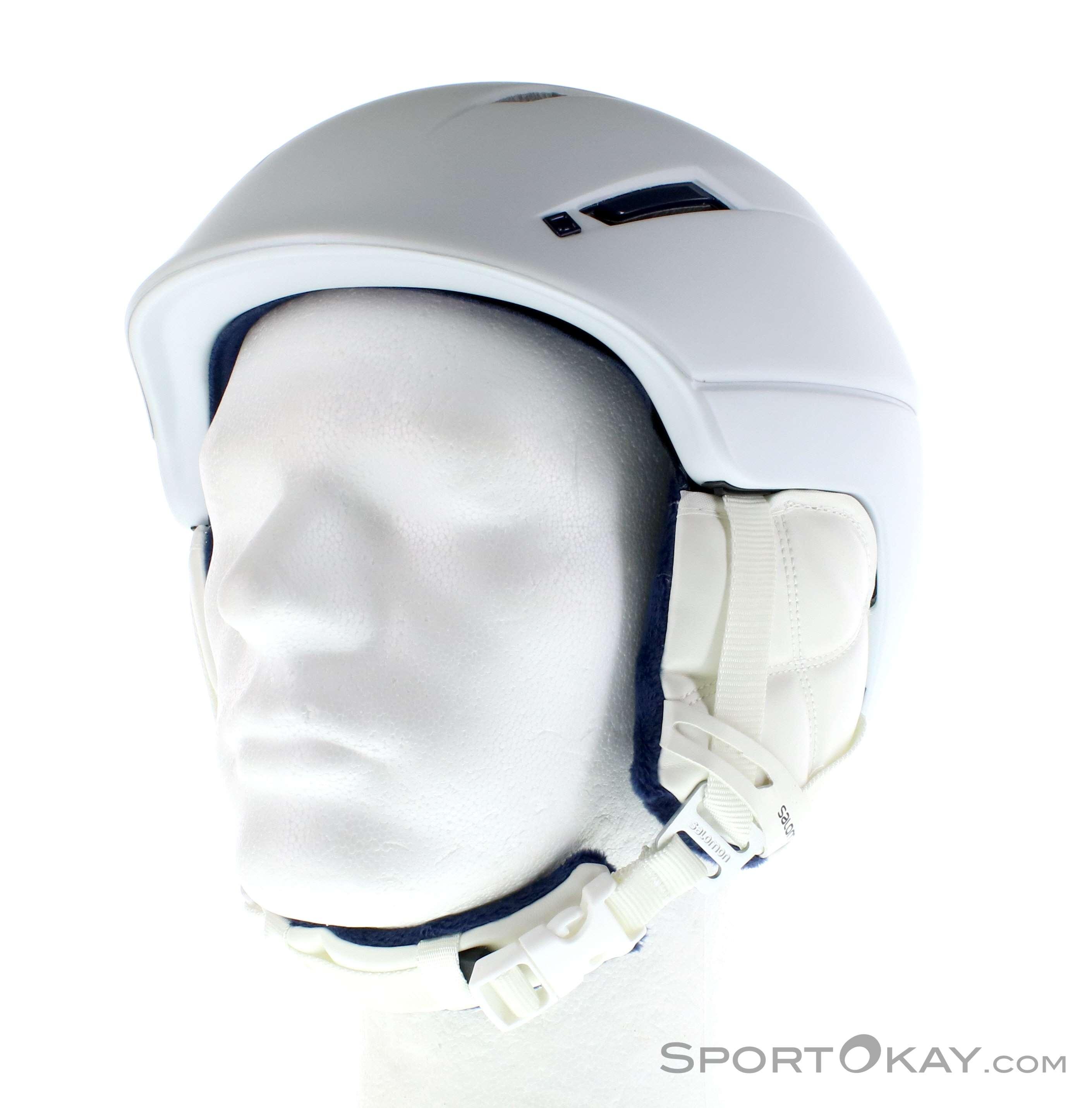 Salomon Icon 2 Custom Air Womens Ski Helmet Ski Helmets