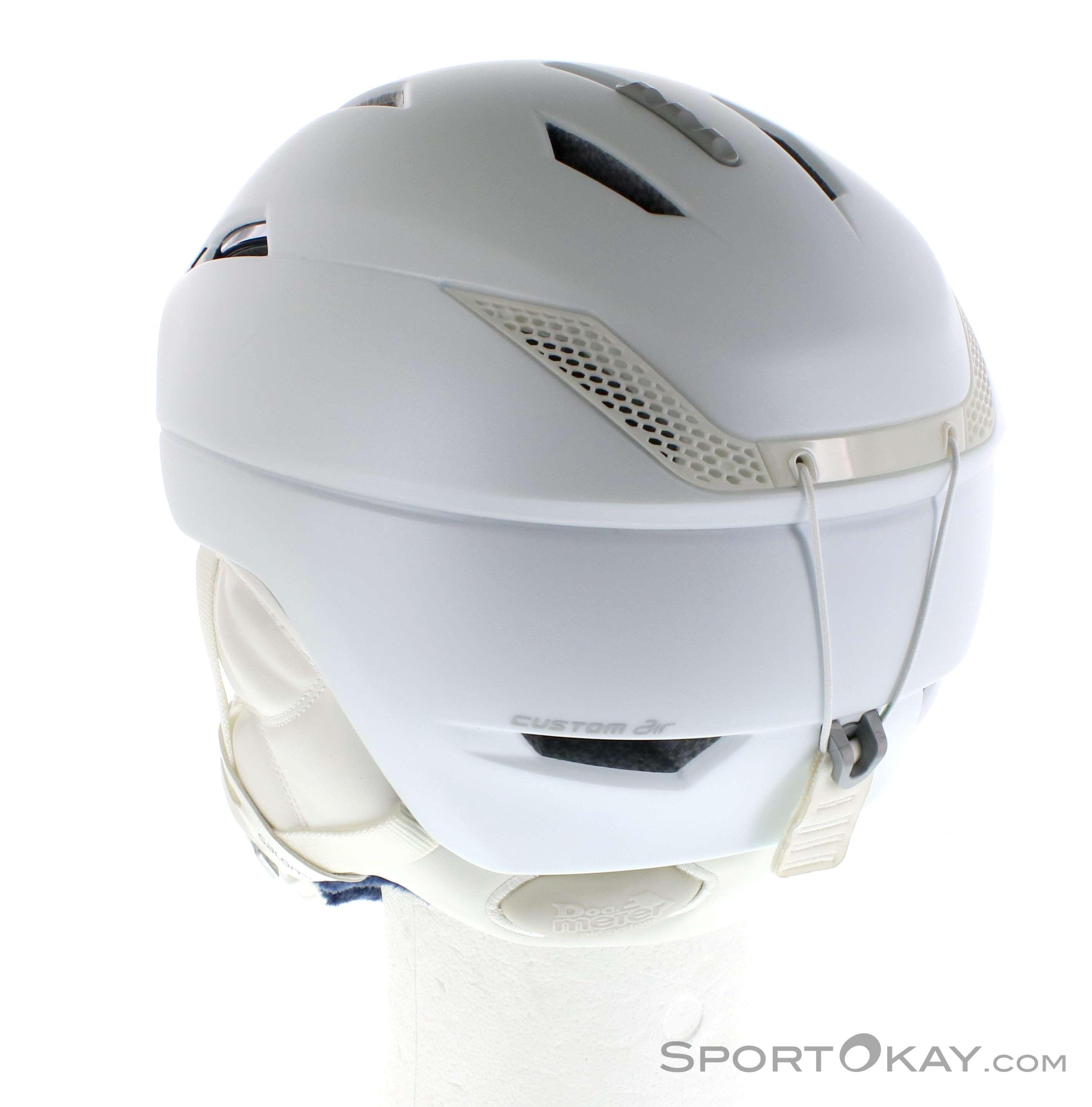 SALOMON Damen Helm Icon 4D C. Air Helmet: : Sport