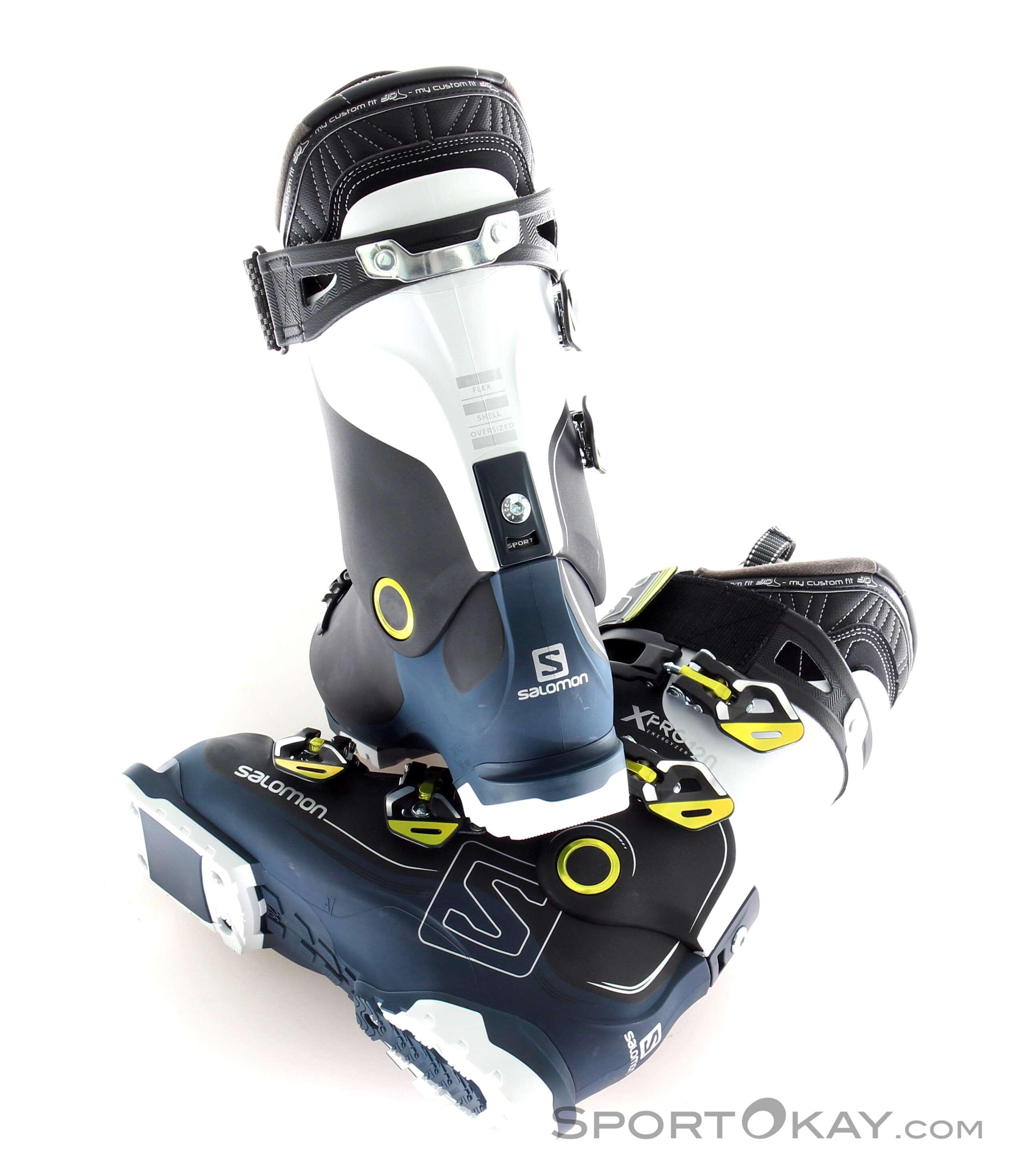 salomon skihelm weiß, Salomon X Pro 120 Skischuhe Herren