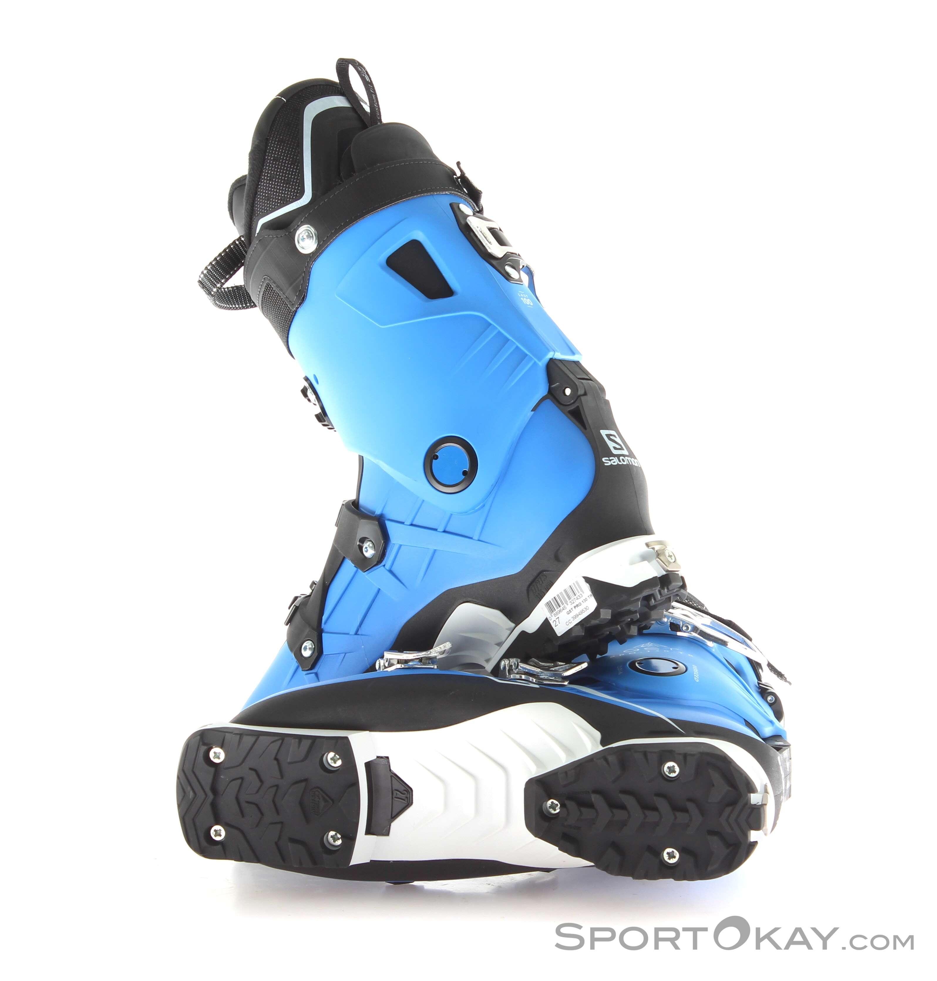 Salomon QST Pro 130 TR Mens Ski Boots - Ski Touring Boots - Ski ... ade38efa4