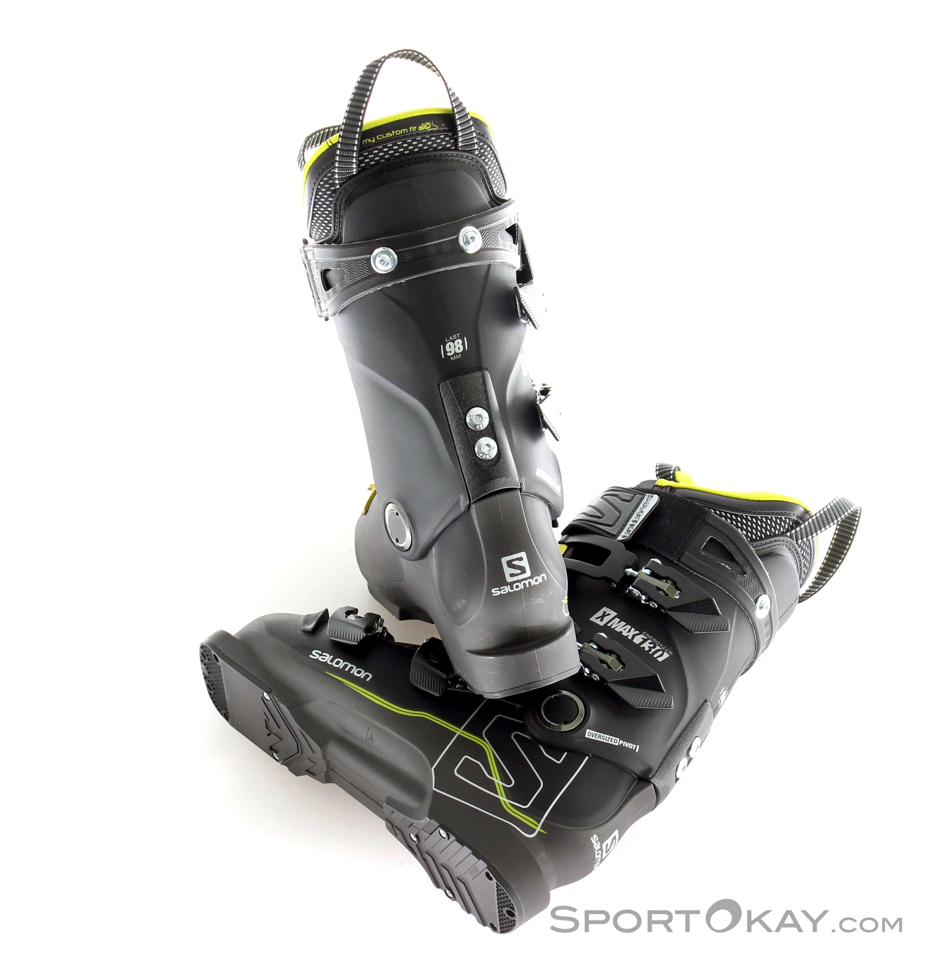 28efbfaab Salomon X Max 130 Mens Ski Boots
