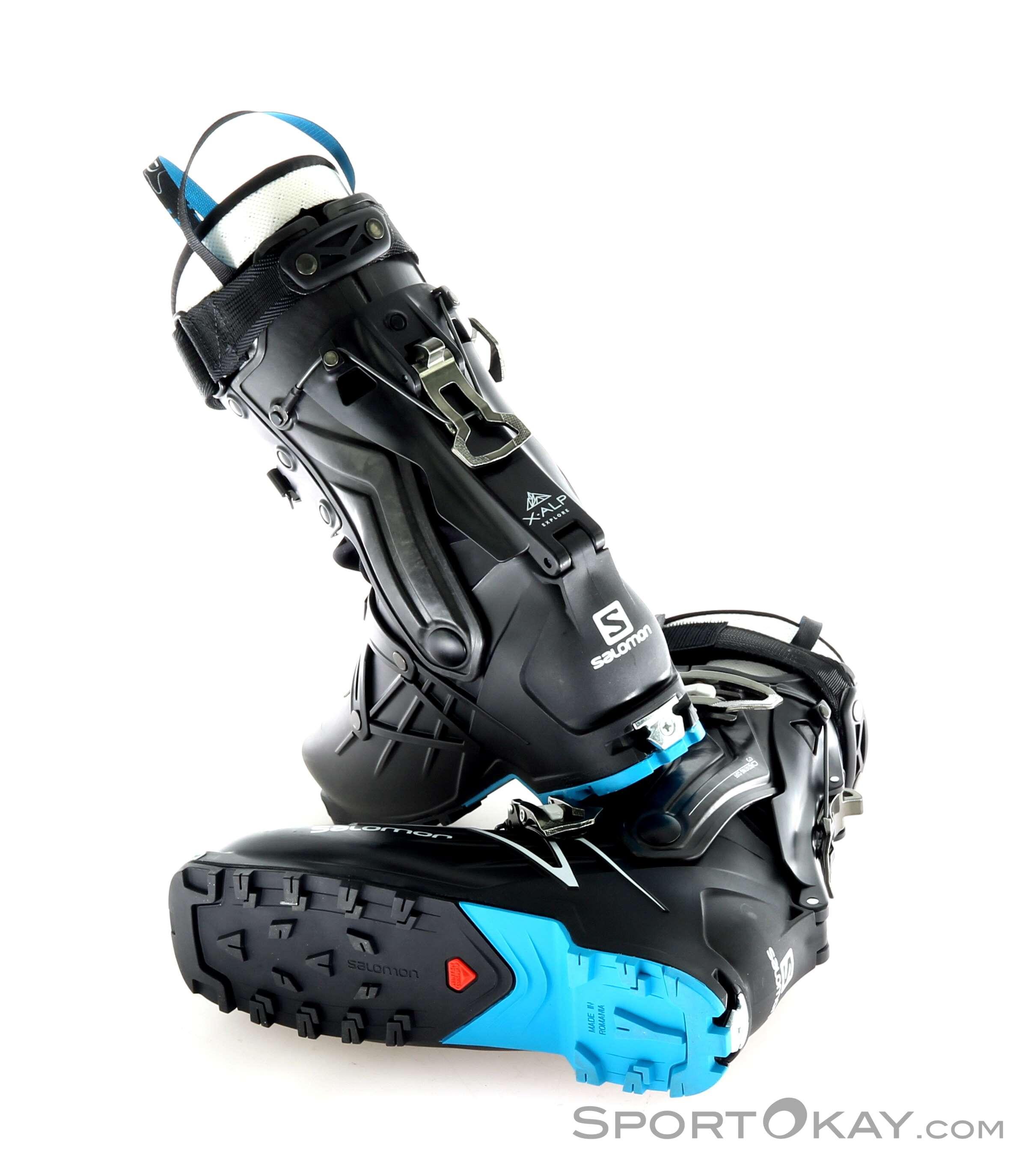 Salomon Salomon X Alp Explore Ski Touring Boots