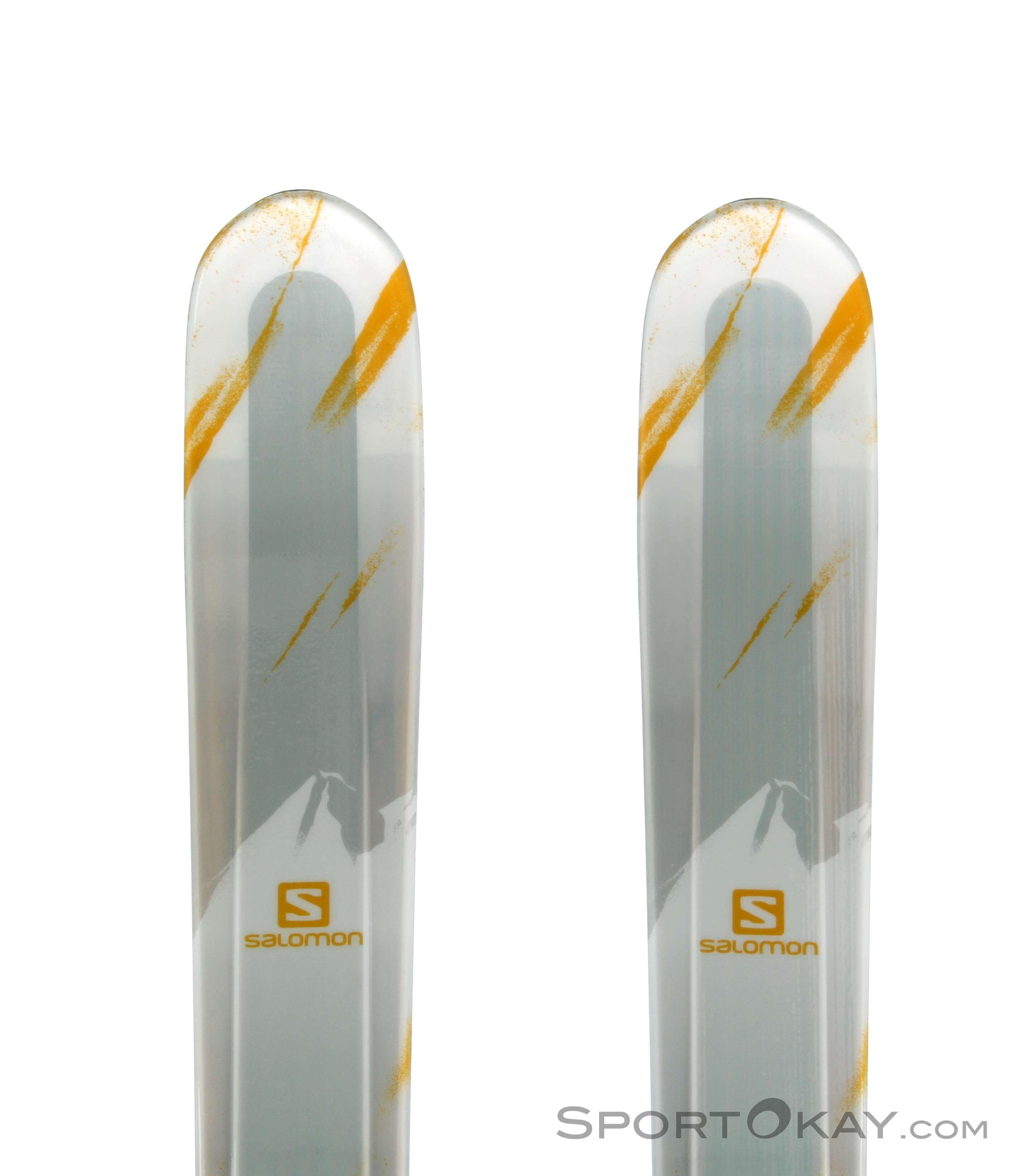 nuovi oggetti davvero economico acquisto economico Salomon MTN Explore 88 Touring Skis 2018 - Skis - Touring Skis ...