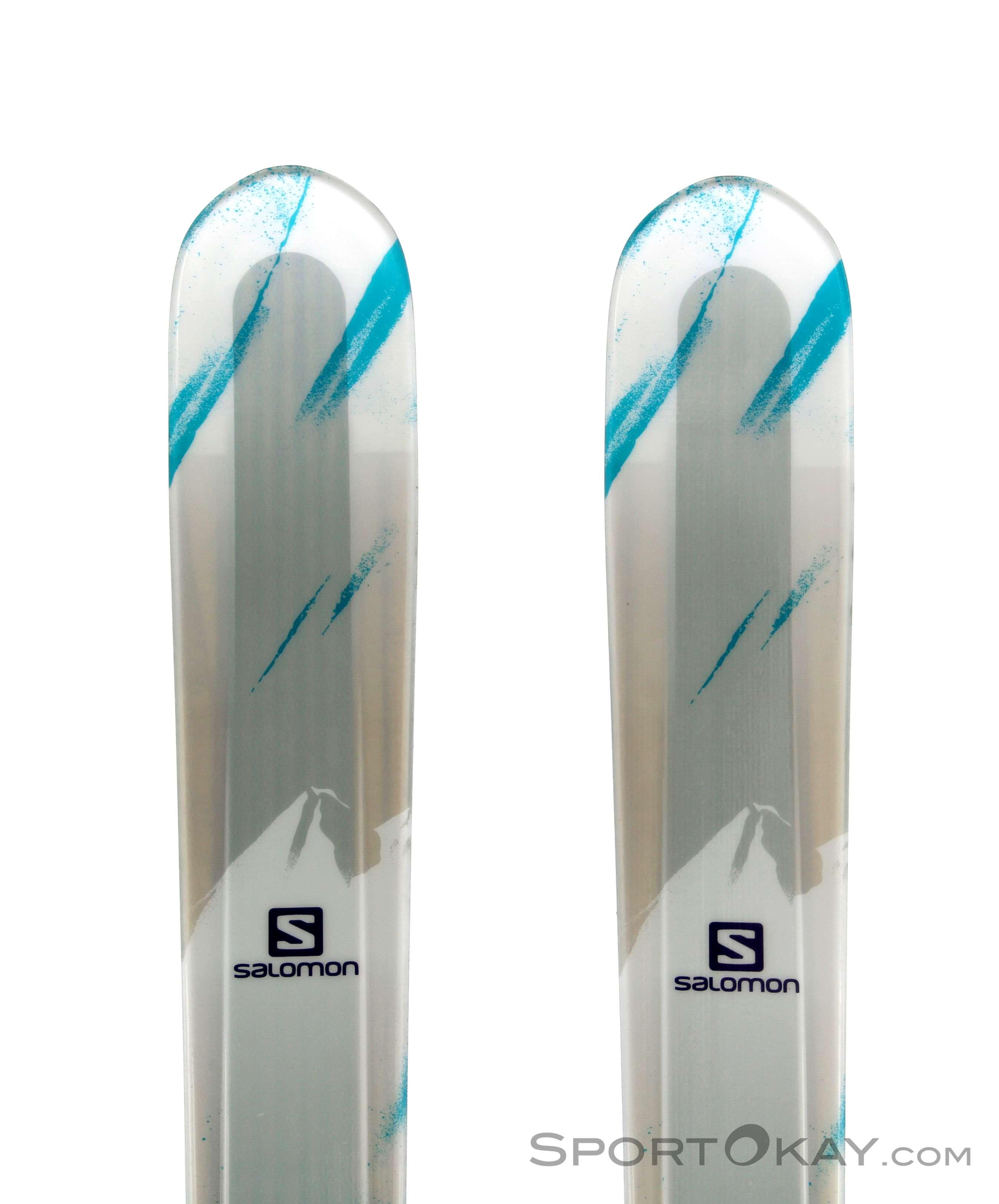 Salomon MTN Explore 88 W Womens Touring Skis 2018 Skis Xtcc3