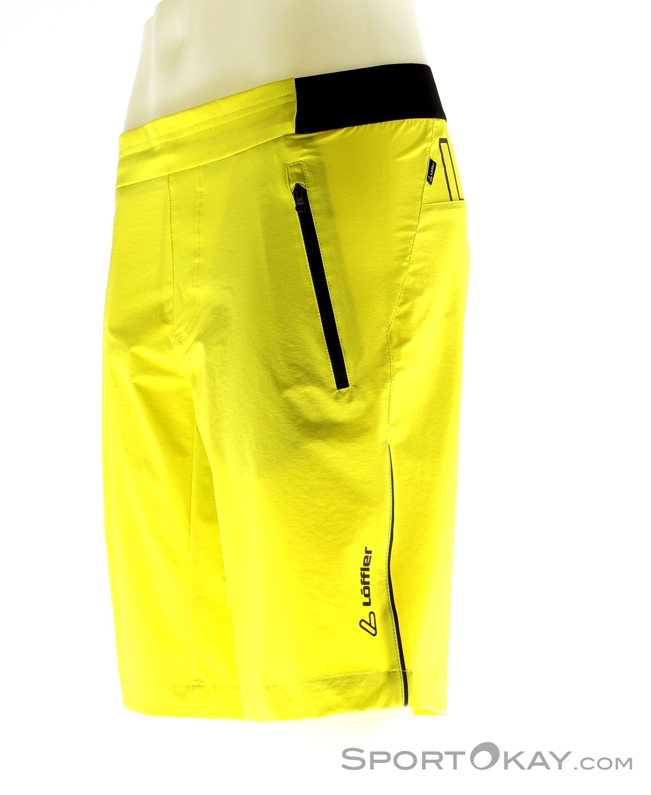 l ffler trekking shorts csl herren outdoorhose hosen outdoorbekleidung outdoor alle. Black Bedroom Furniture Sets. Home Design Ideas