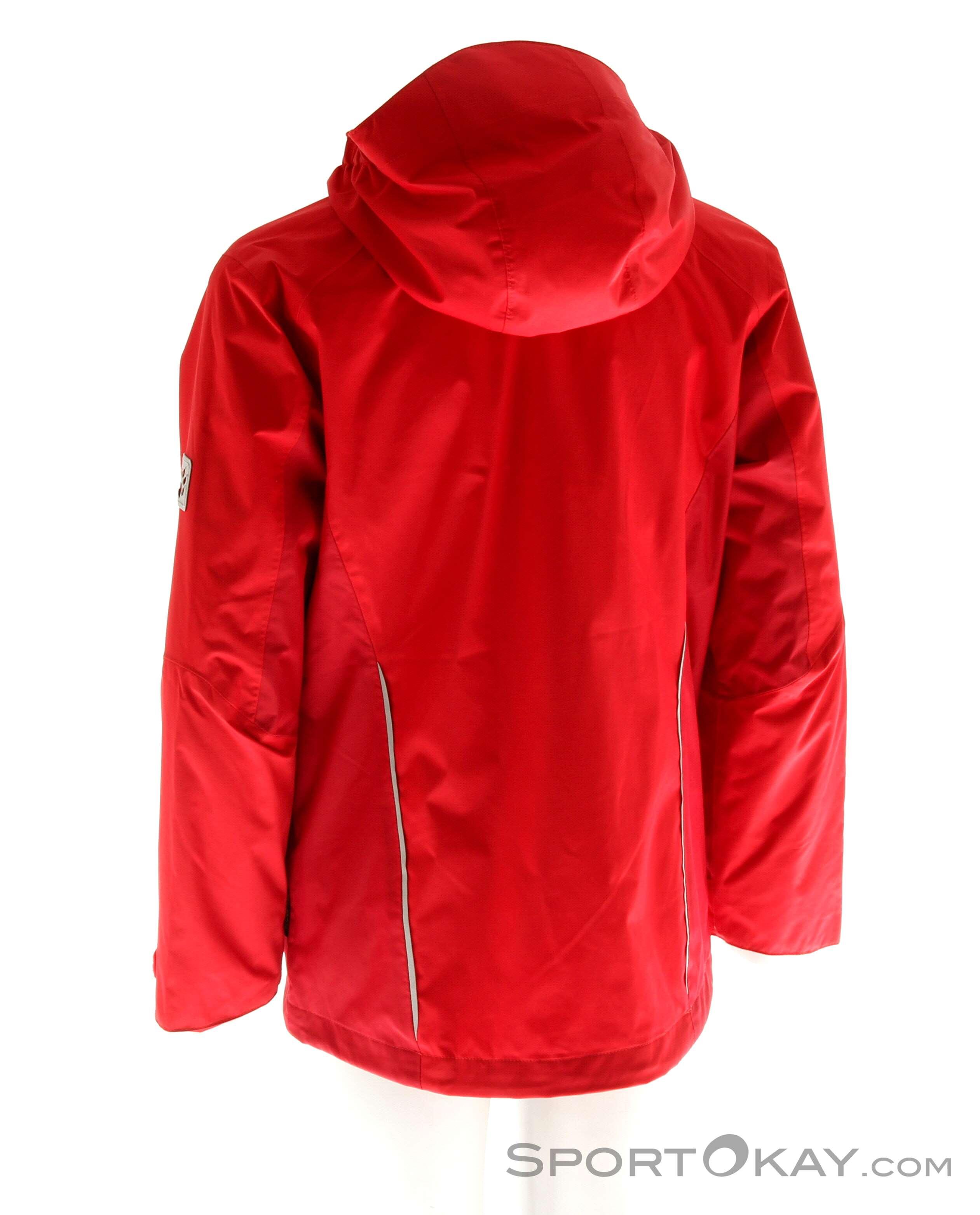 ddd0e19e0 Jack Wolfskin Grivla 3in1 Girls Outdoor Jacket - Jackets - Outdoor ...