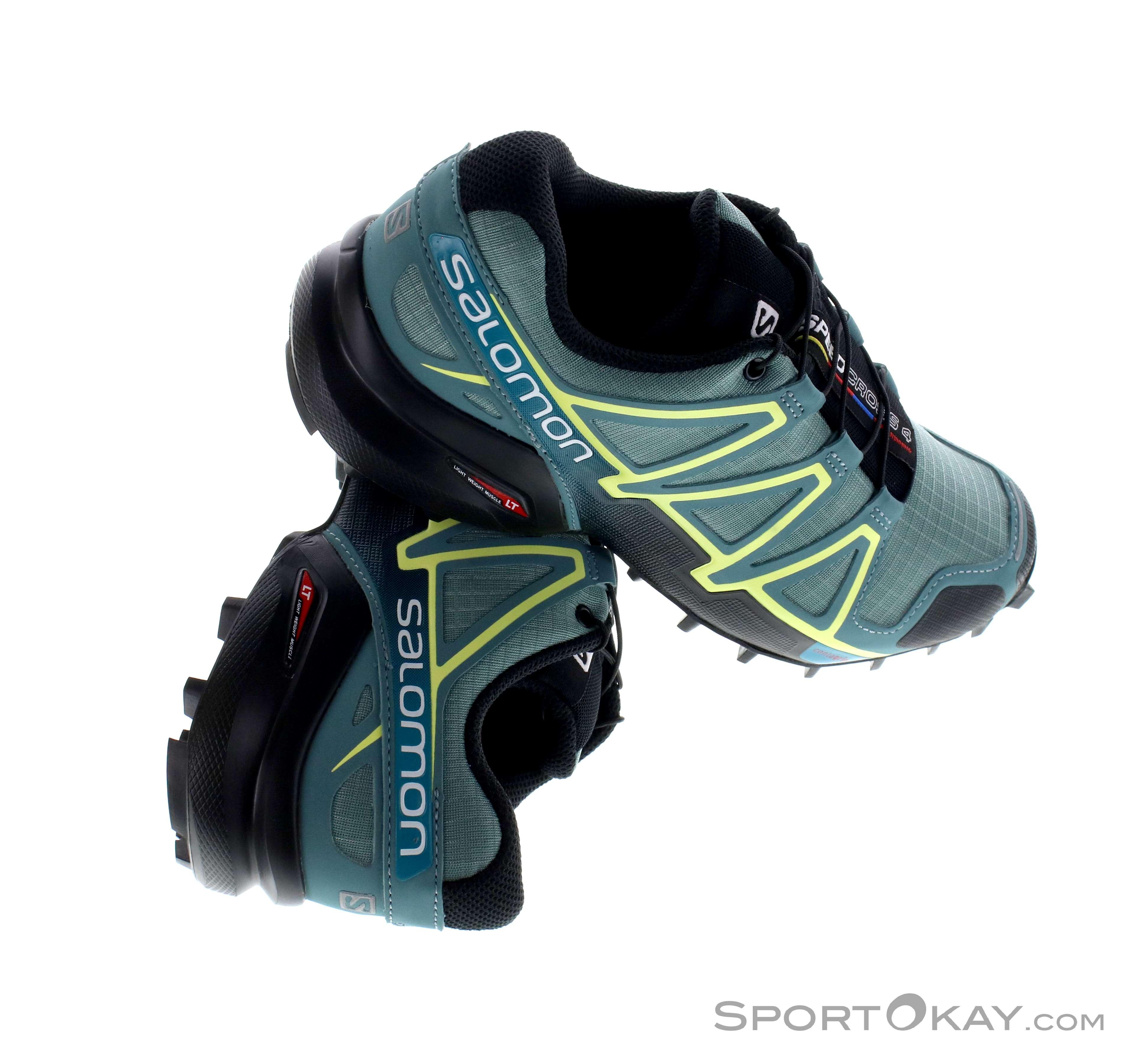 salomon men's speedcross 3 trail running shoe kaufen
