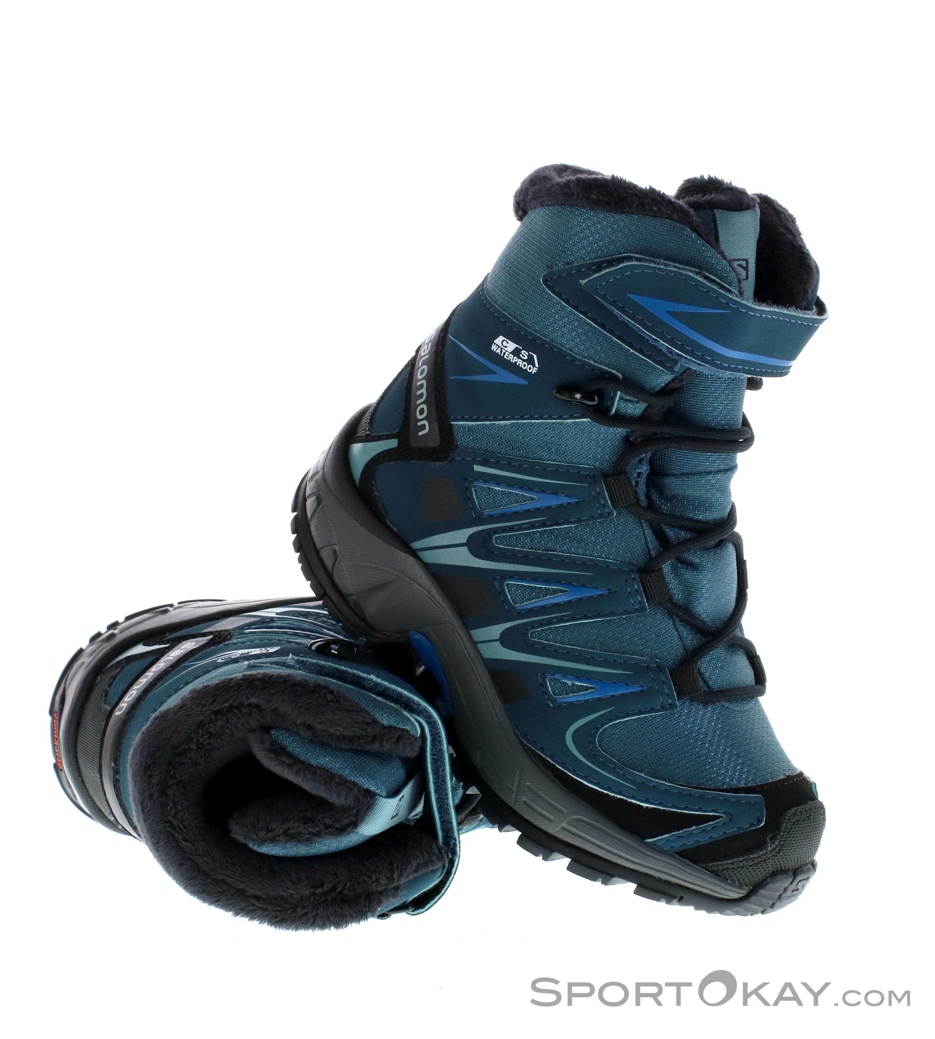 Salomon Salomon XA Pro 3D Winter TS CSWP Jugend Wanderschuhe