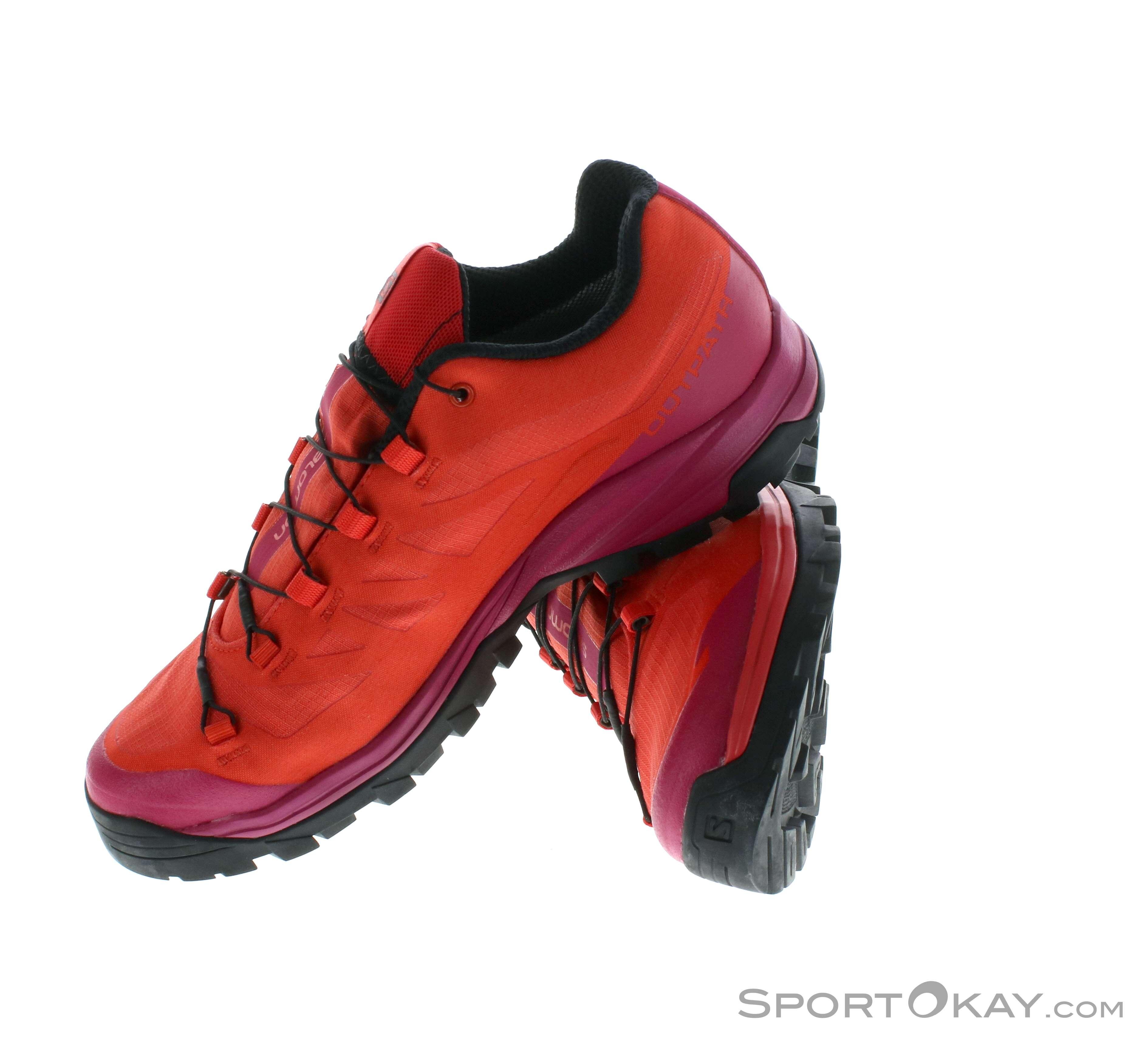 Salomon Salomon Outpath GTX Womens Trekking Shoes Gore Tex