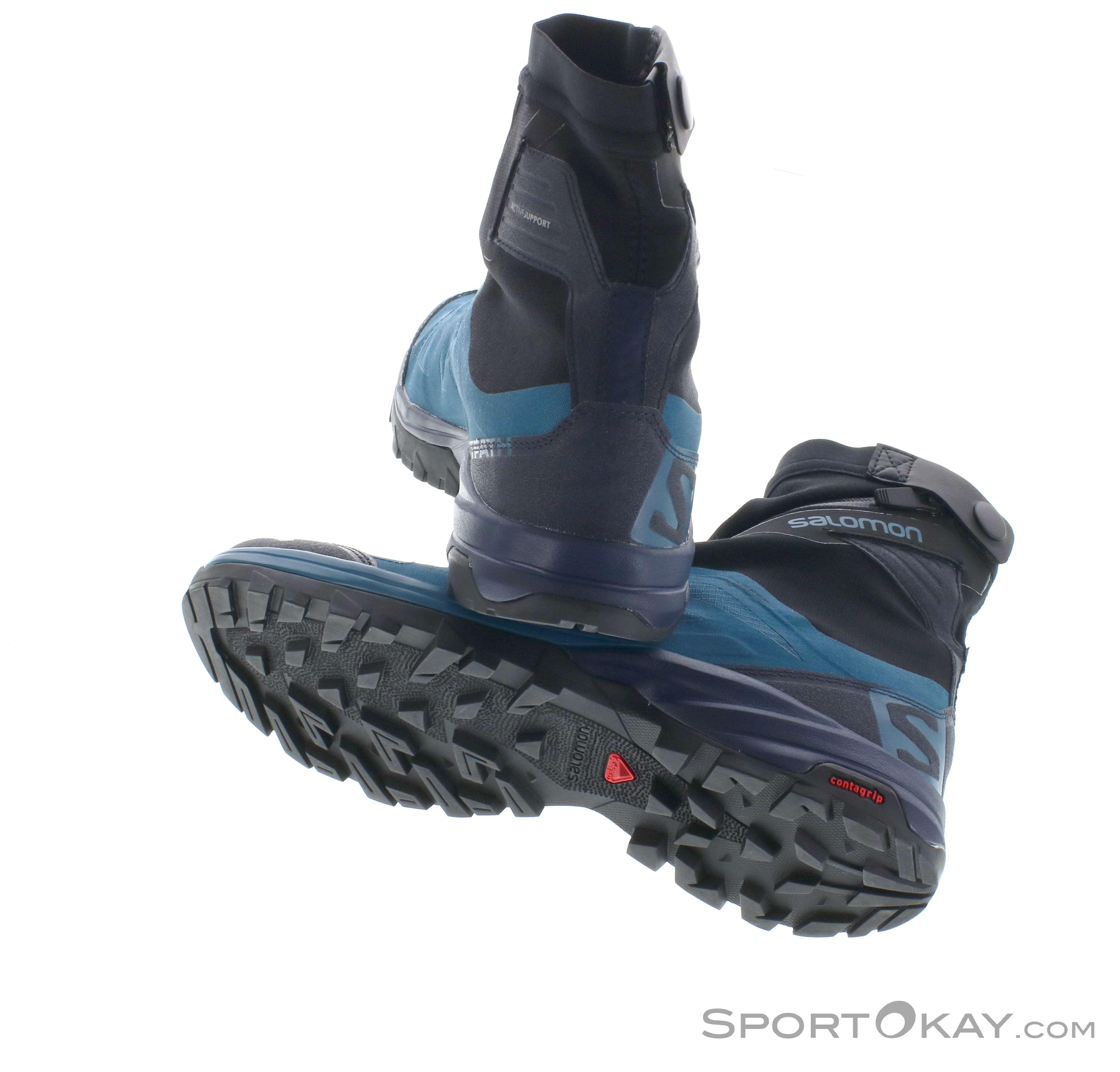 5b77d2731b0 Salomon Salomon Outpath Pro GTX Mens Trail Running Boots Gore-Tex