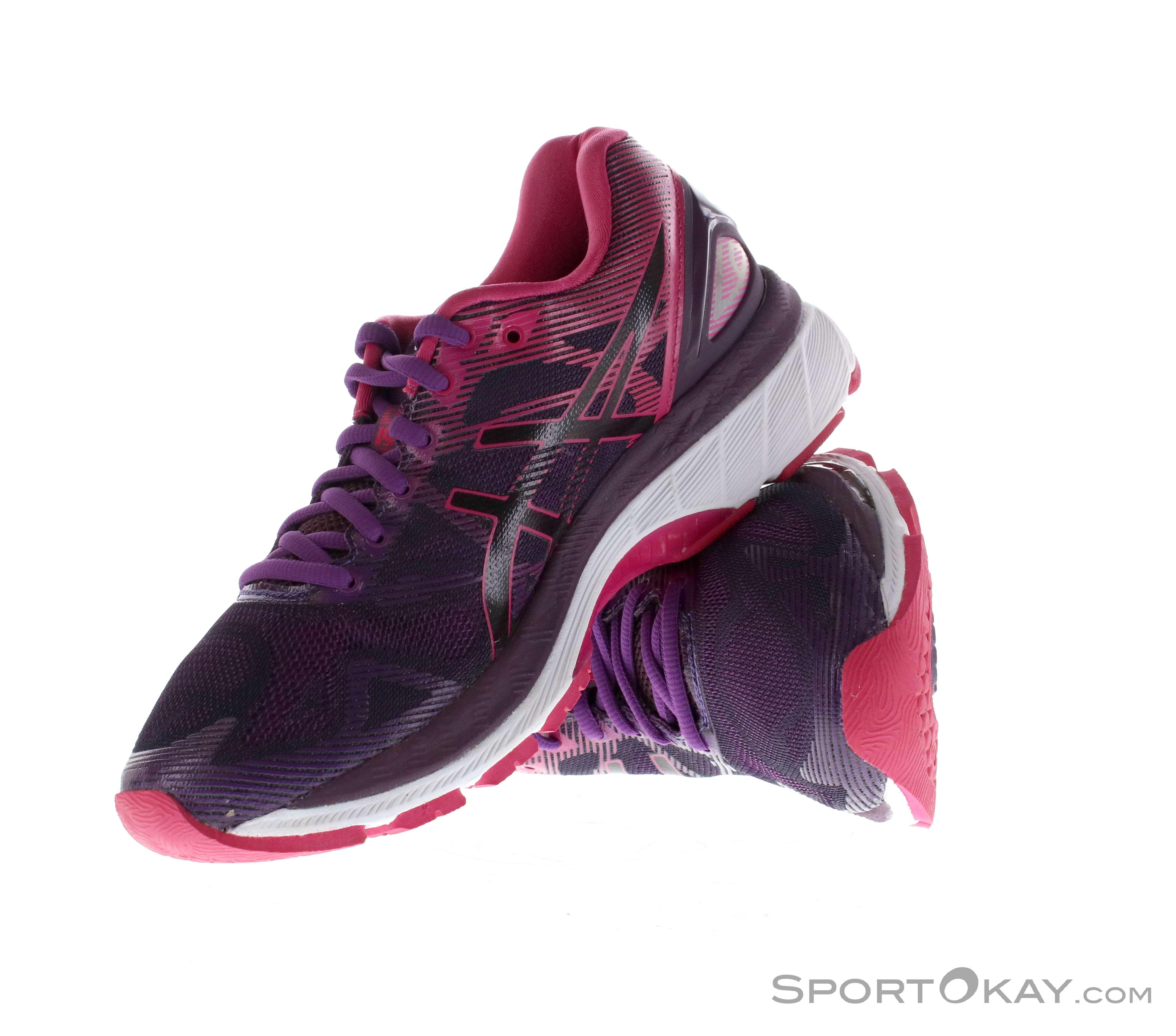 Asics Gel Nimbus 19 Womens Running Shoes Running Shoes