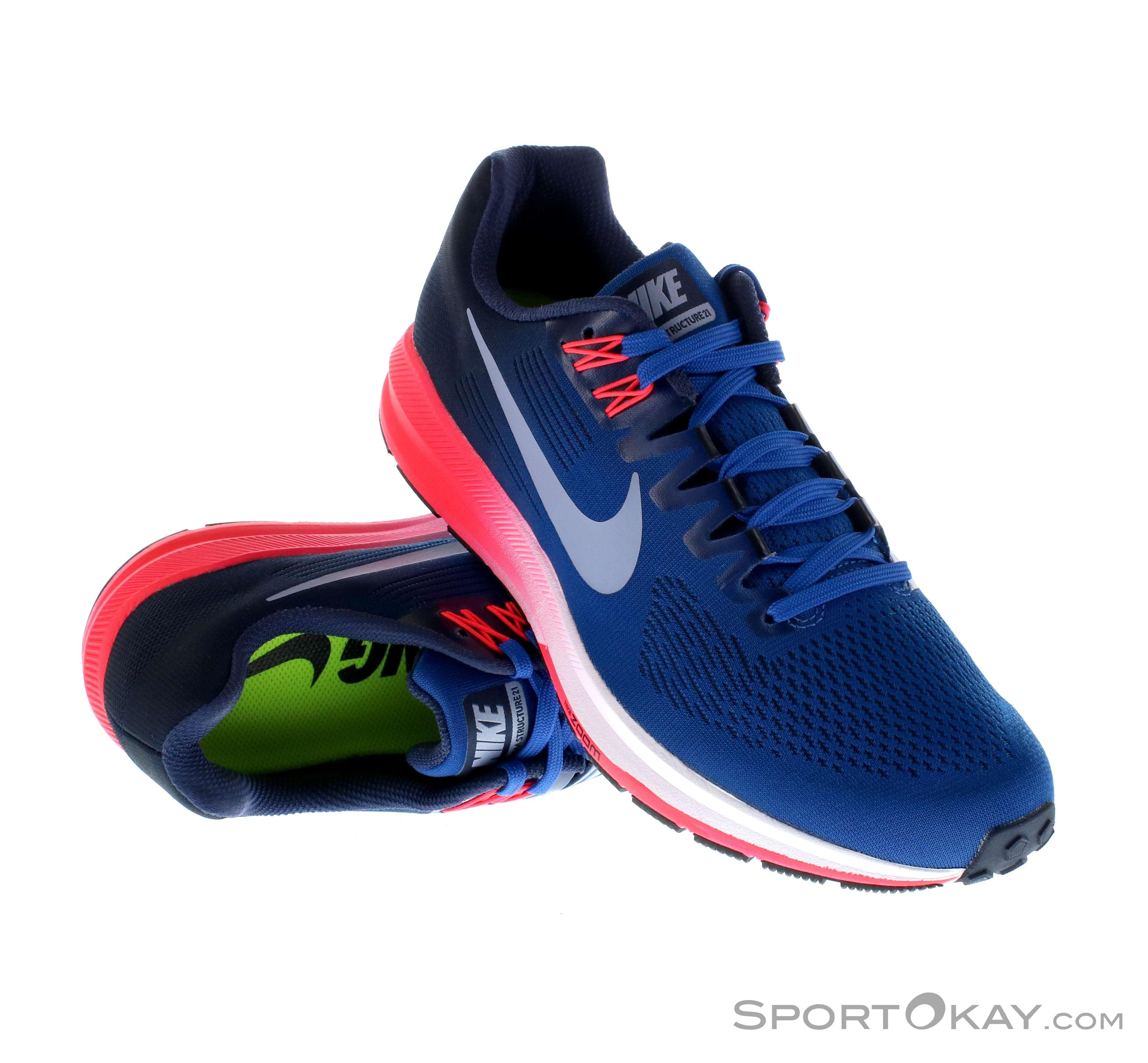 Nike Nike Air Zoom Structure 21 Uomo Scarpe da Corsa