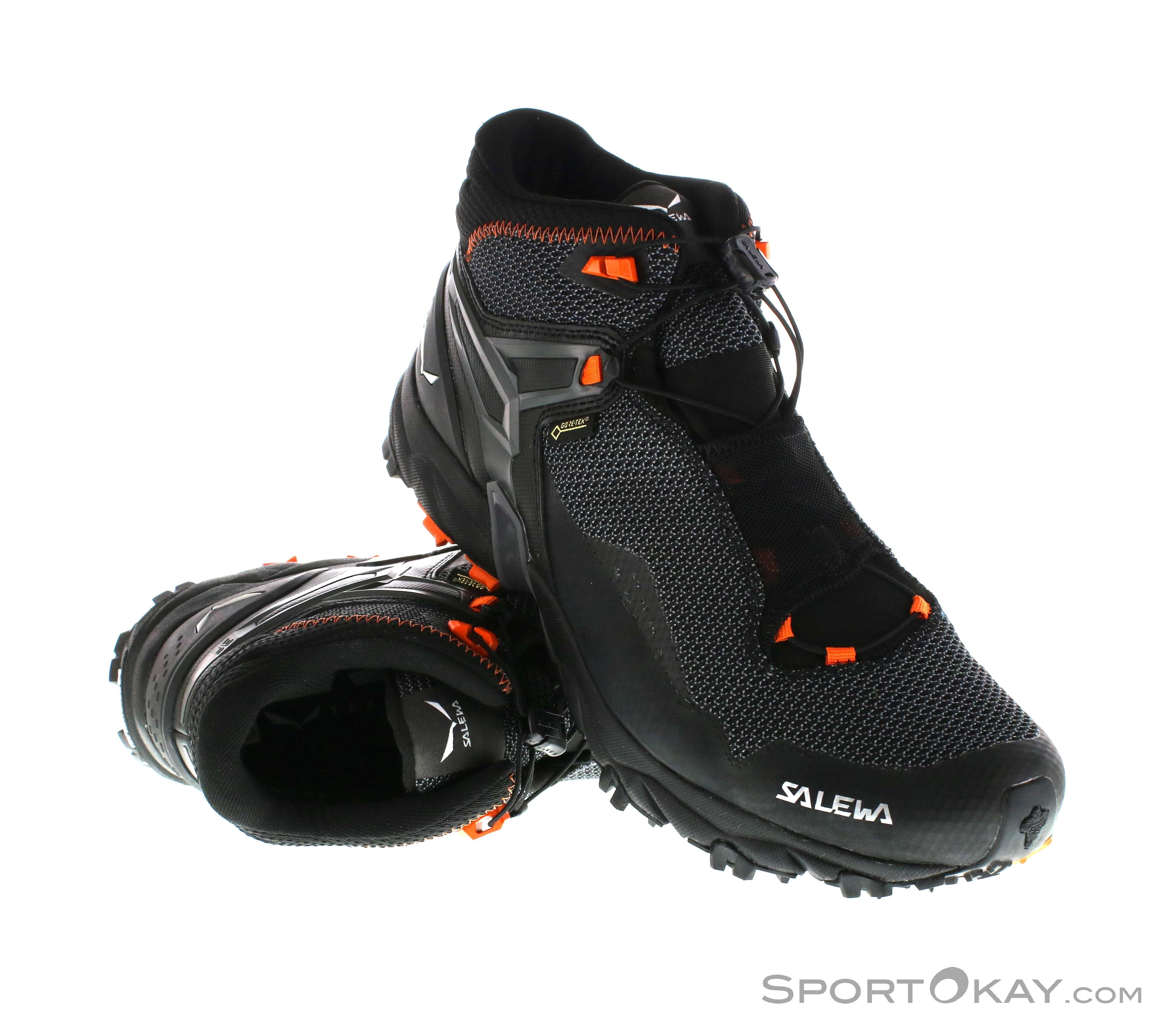 Salewa Ultra Flex Mid GTX Scarpe da Trail Running Gore-Tex - Scarpe ... 5e8630554f2