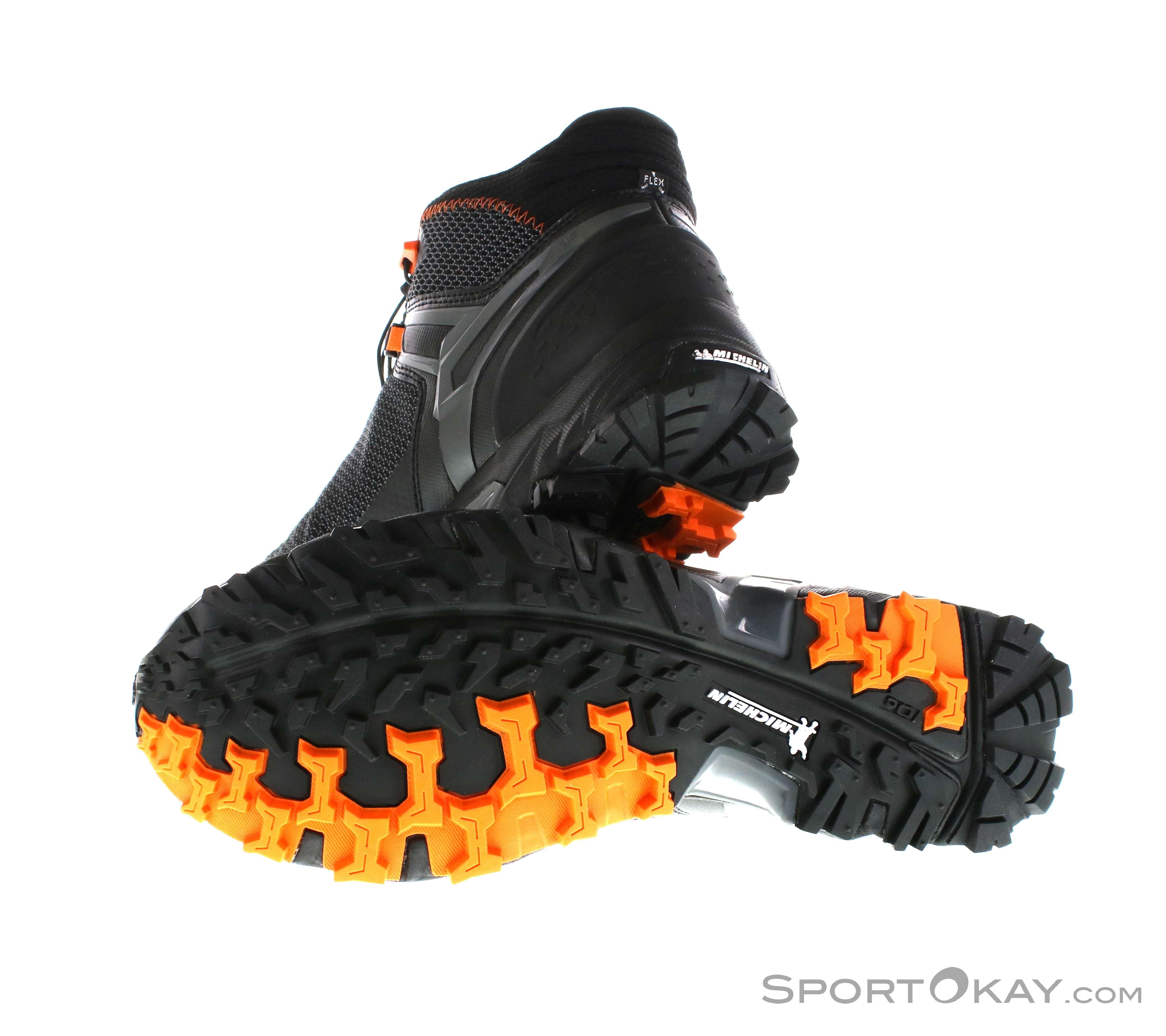 Salewa Ultra Flex Mid GTX Scarpe da Trail Running Gore-Tex - Scarpe ... 574b98ae70b