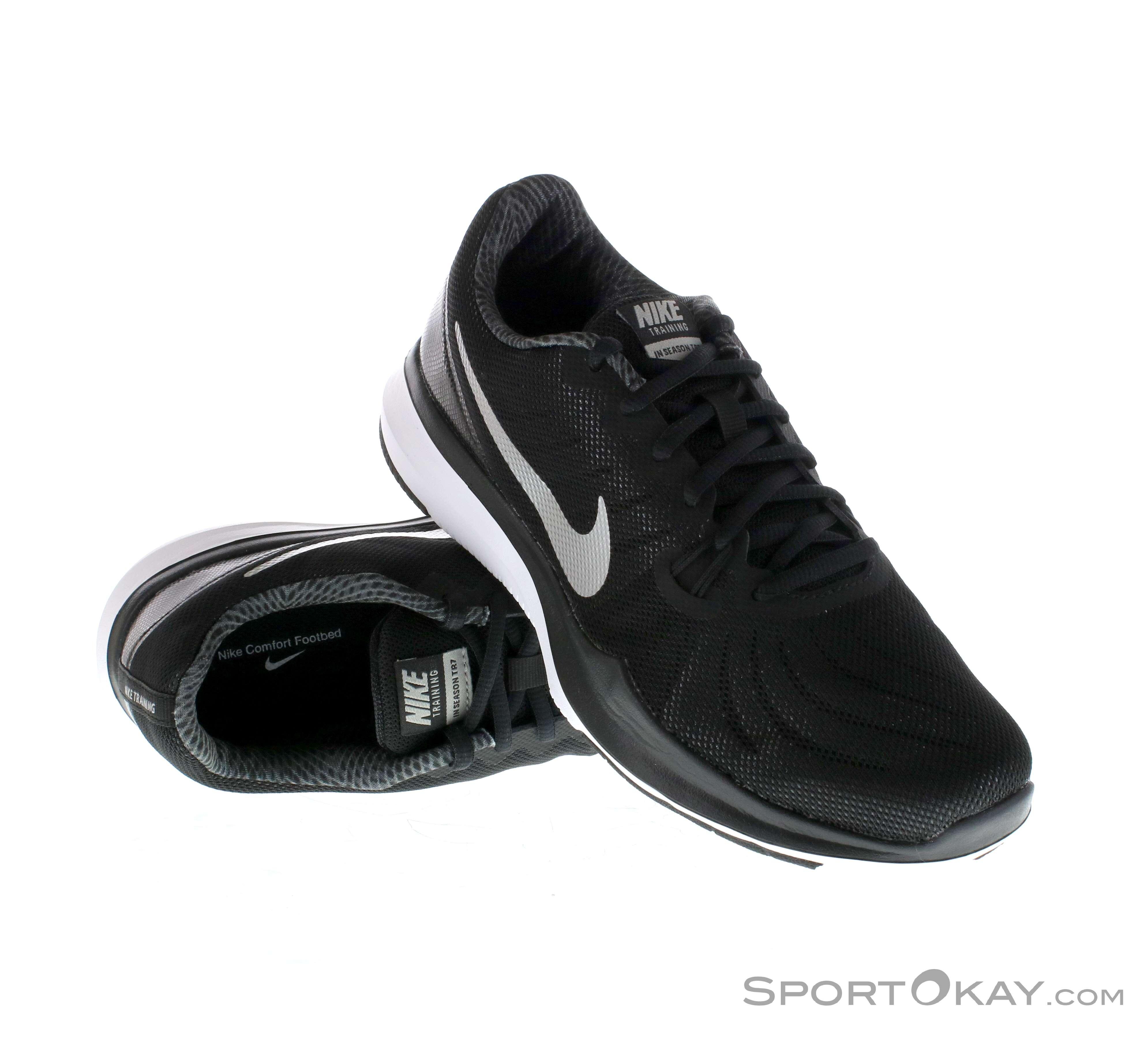 8da9910239 Nike In-Season Trainer Damen Fitnessschuhe, Nike, Schwarz, , Damen, 0026