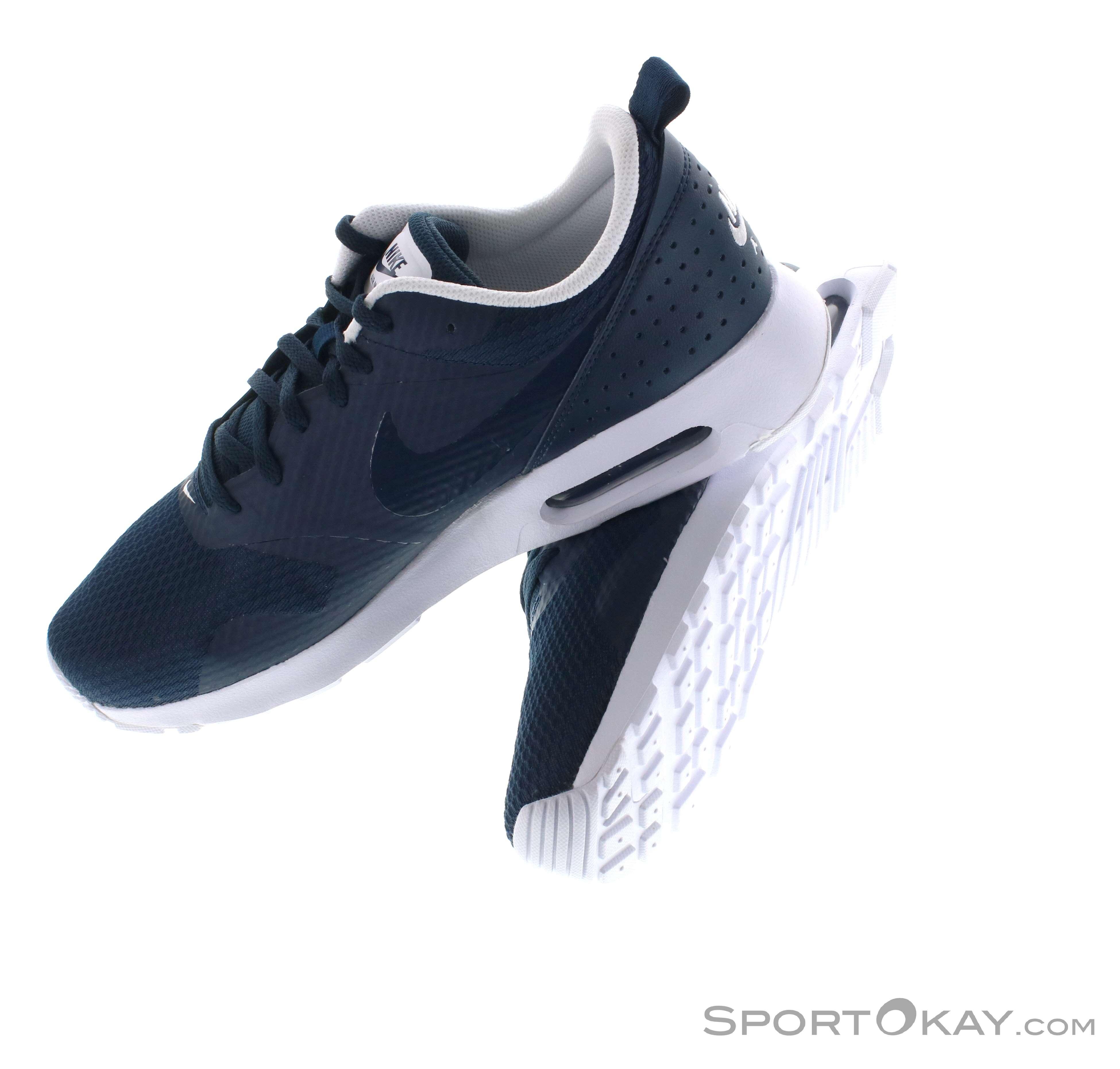 separation shoes 96832 90aeb Nike Air Max Tavas Uomo Scarpe da Corsa, Nike, Blu, , Uomo,