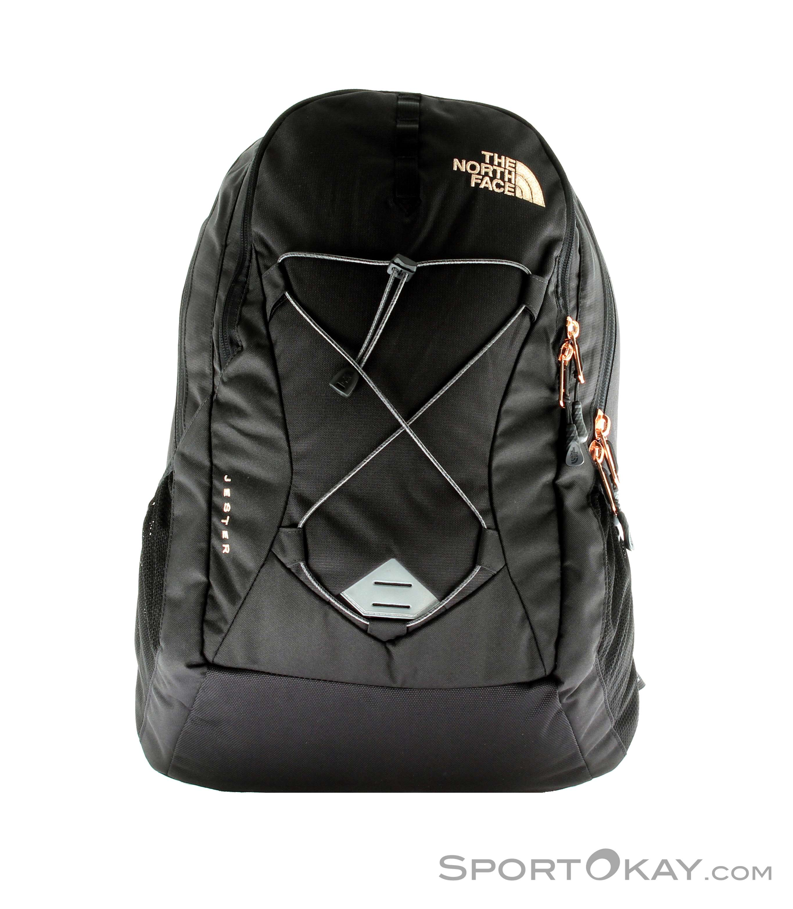 North Face Womens Jester Luxe Backpack- Fenix Toulouse Handball 1bbffb9b540ac